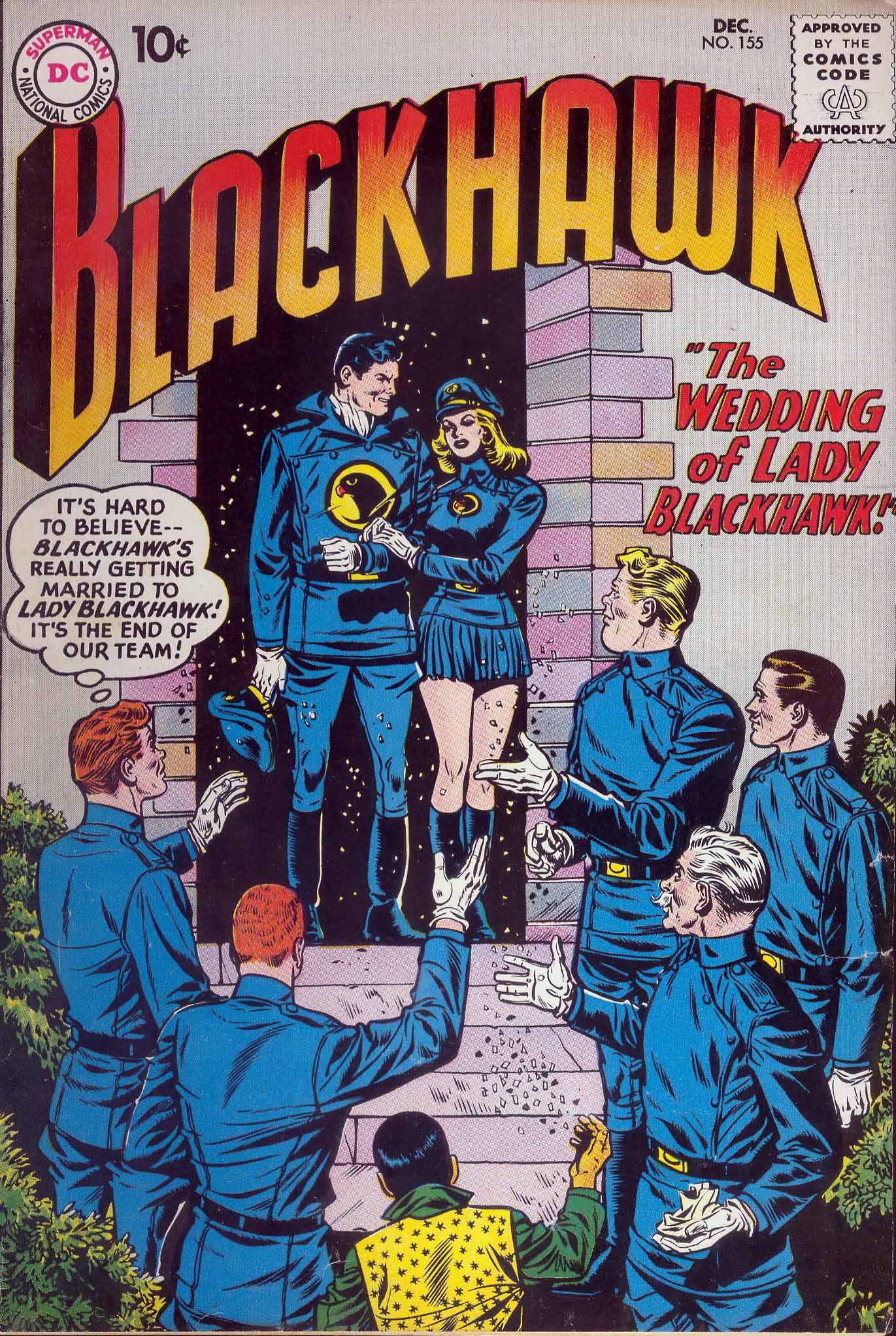 Blackhawk (1957) 155 Page 1