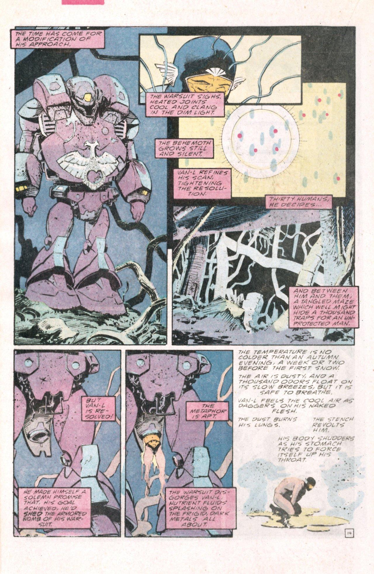 Read online World of Krypton comic -  Issue #2 - 22