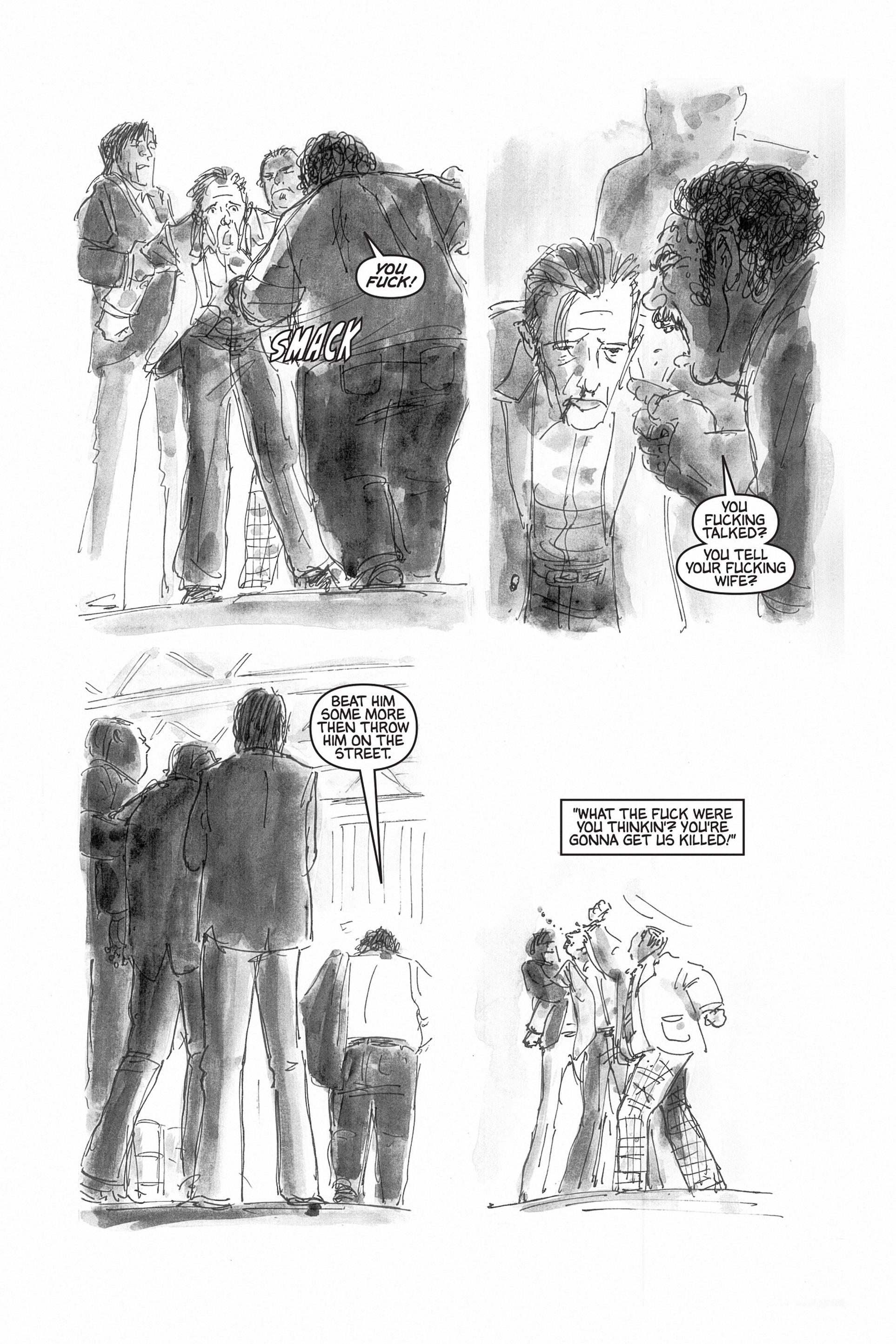 Read online Tumor comic -  Issue # TPB - 121