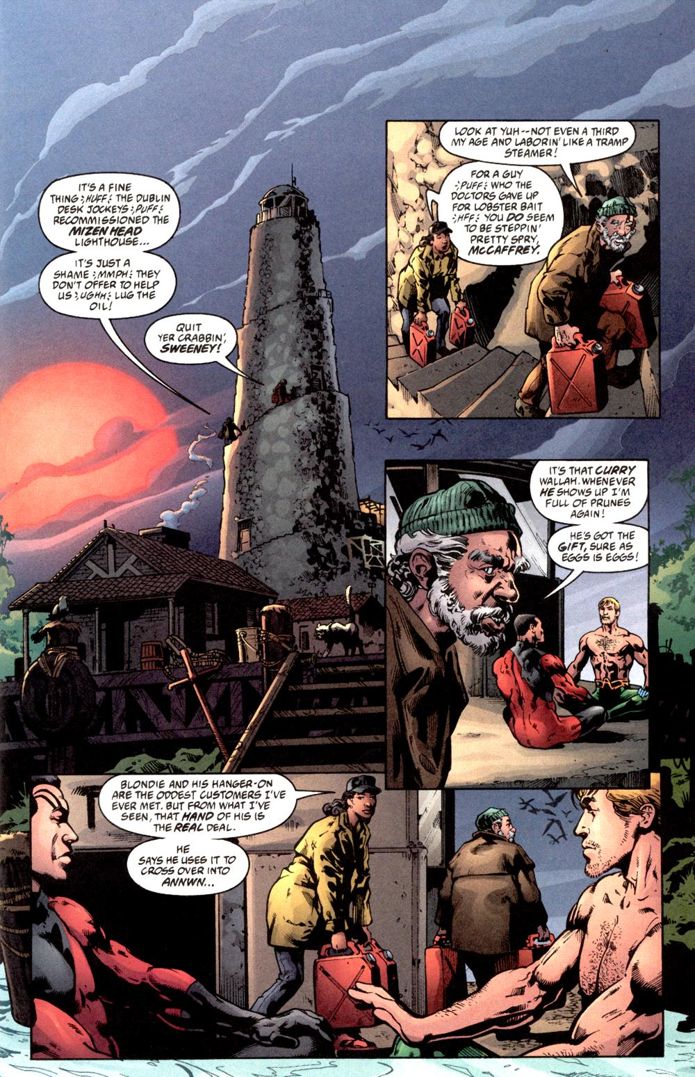 Read online Aquaman (2003) comic -  Issue #6 - 2