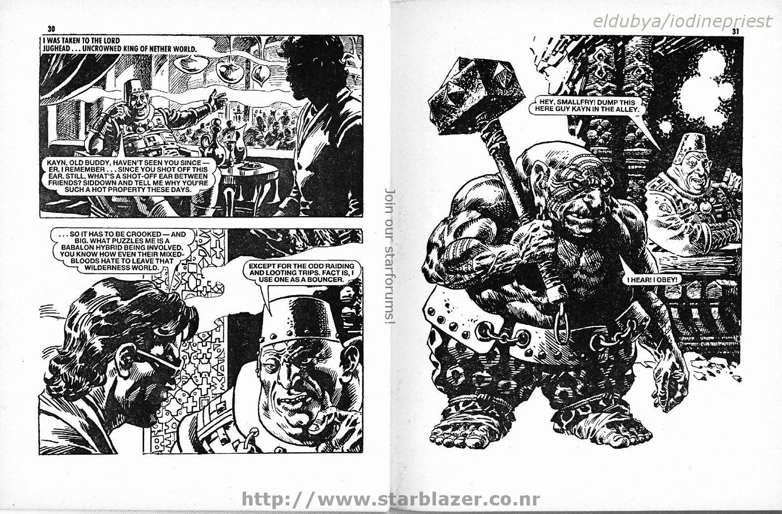 Starblazer issue 199 - Page 17
