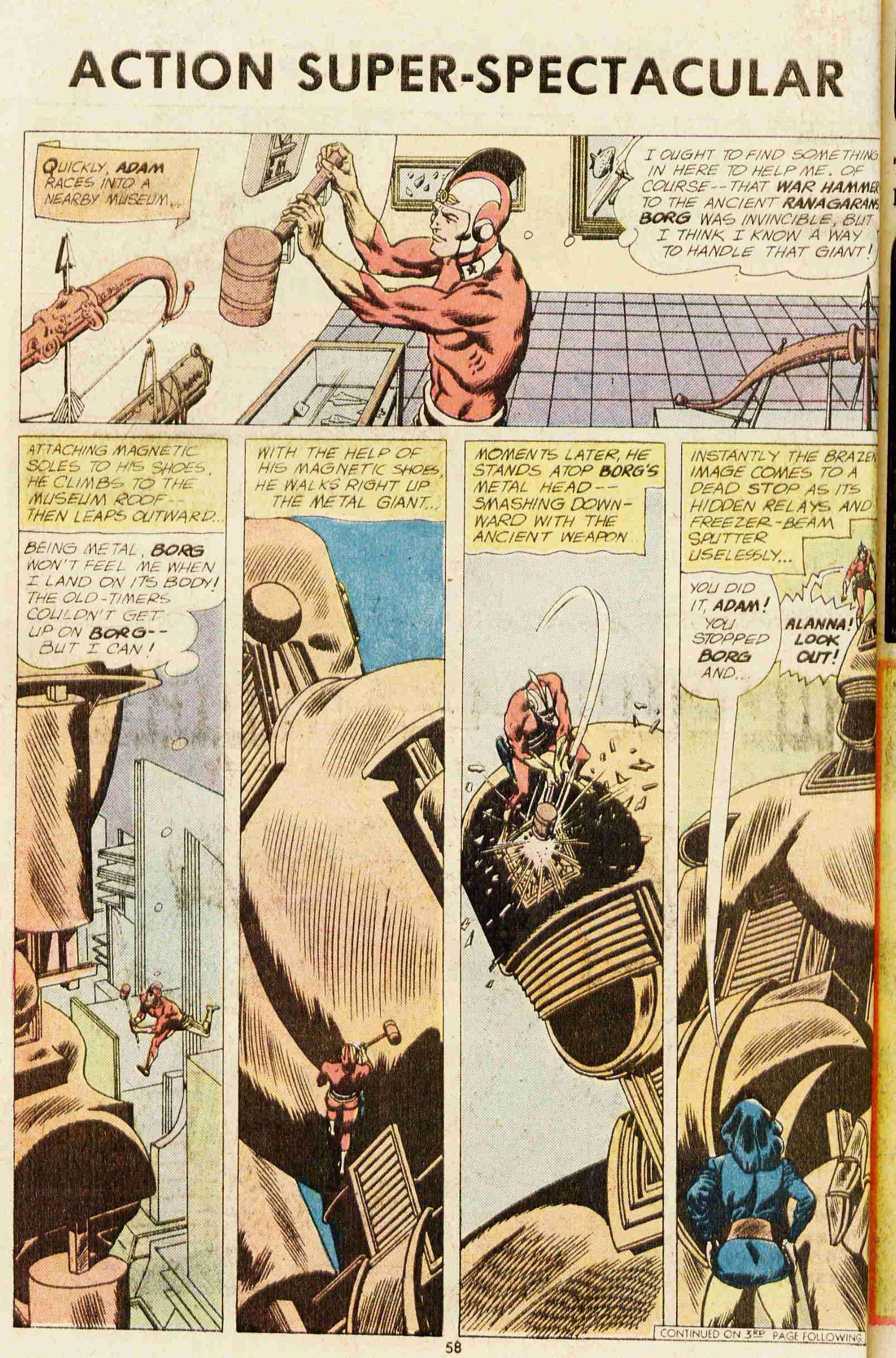 Action Comics (1938) 437 Page 49