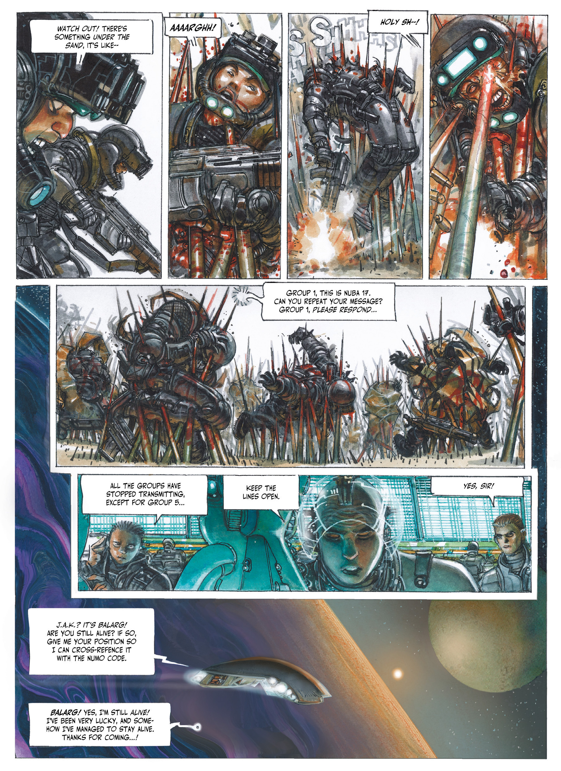 Read online The Fourth Power comic -  Issue #3 - 47