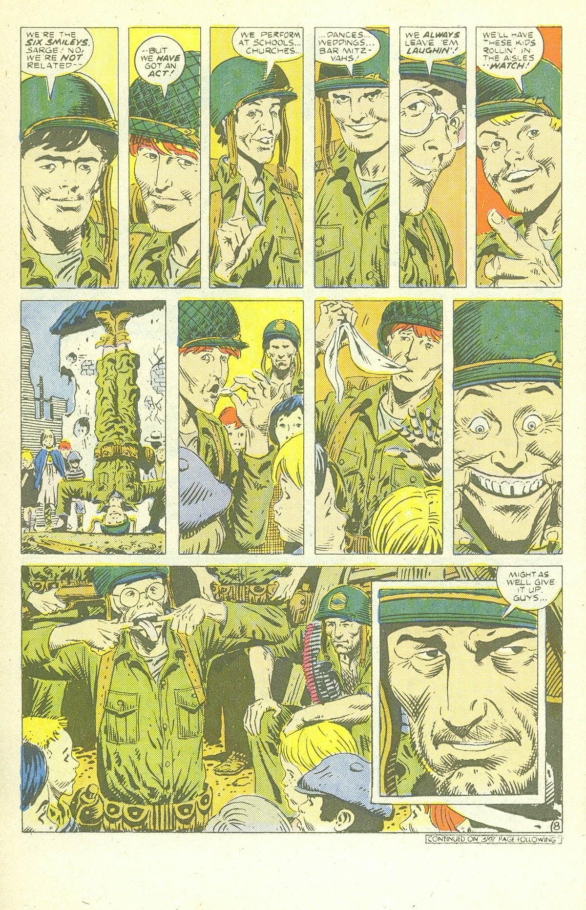 Read online Sgt. Rock comic -  Issue #409 - 11