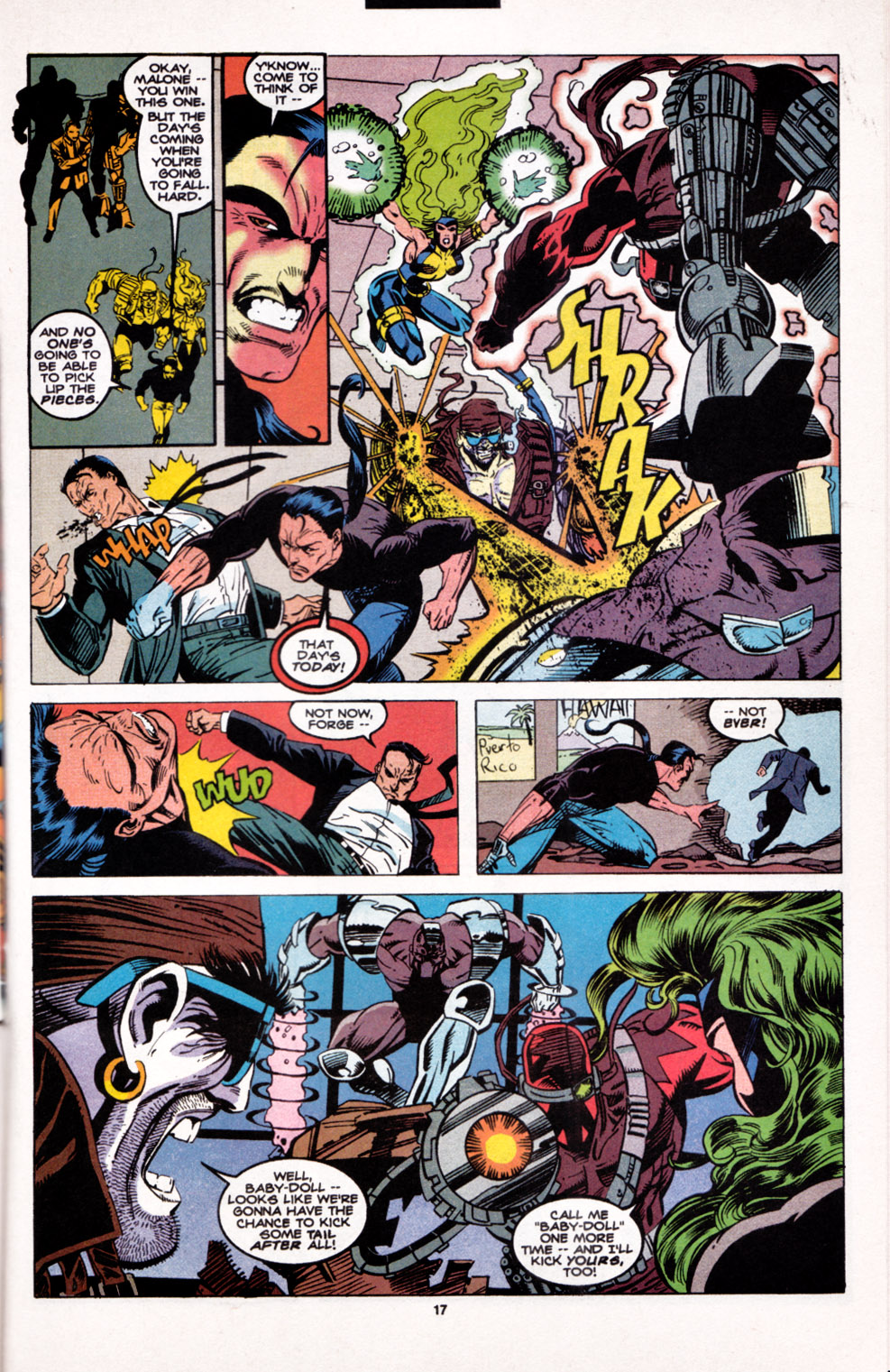 Read online X-Factor (1986) comic -  Issue #102 - 14