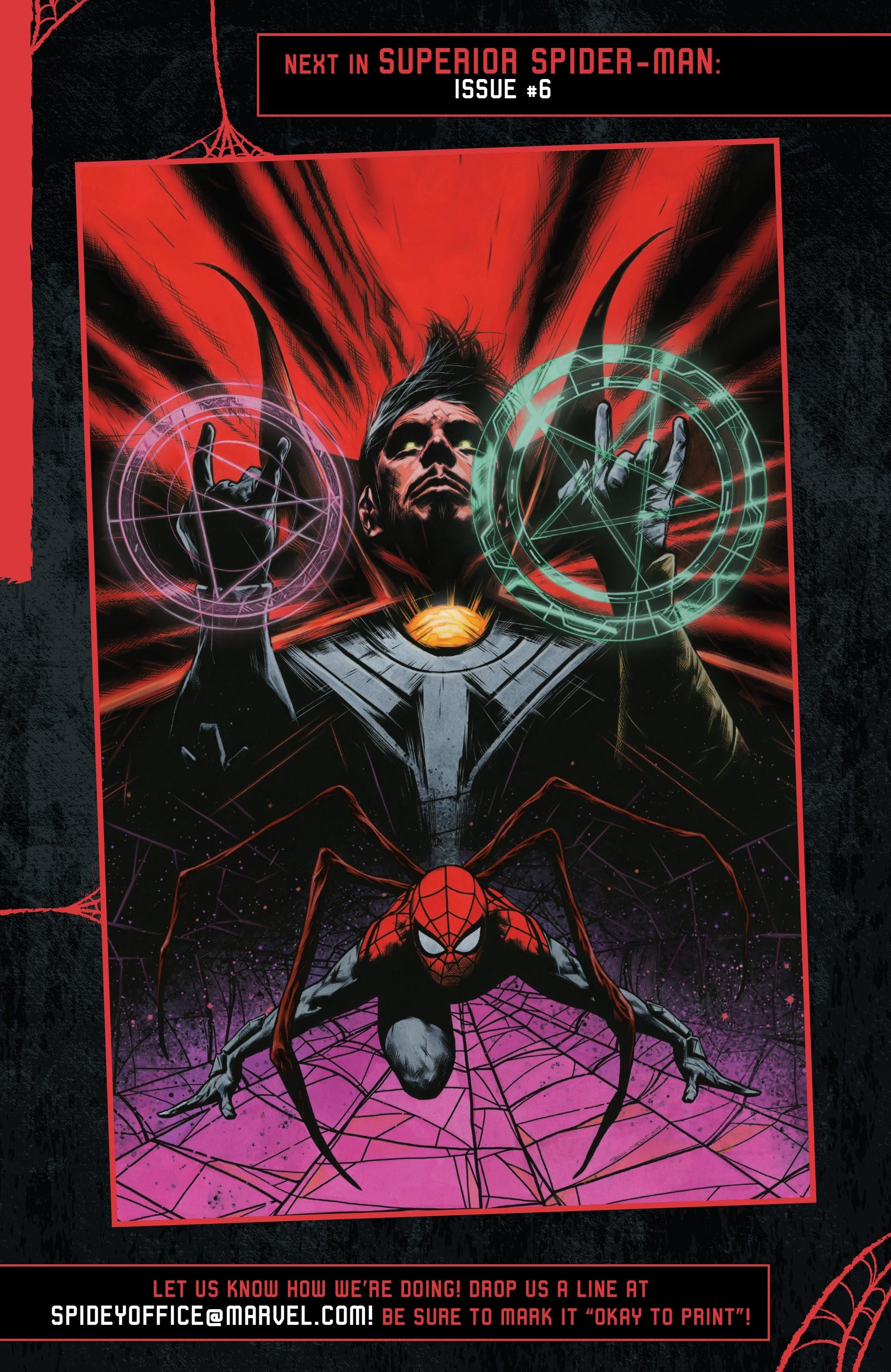 Superior Spider-Man (2019) issue 5 - Page 22