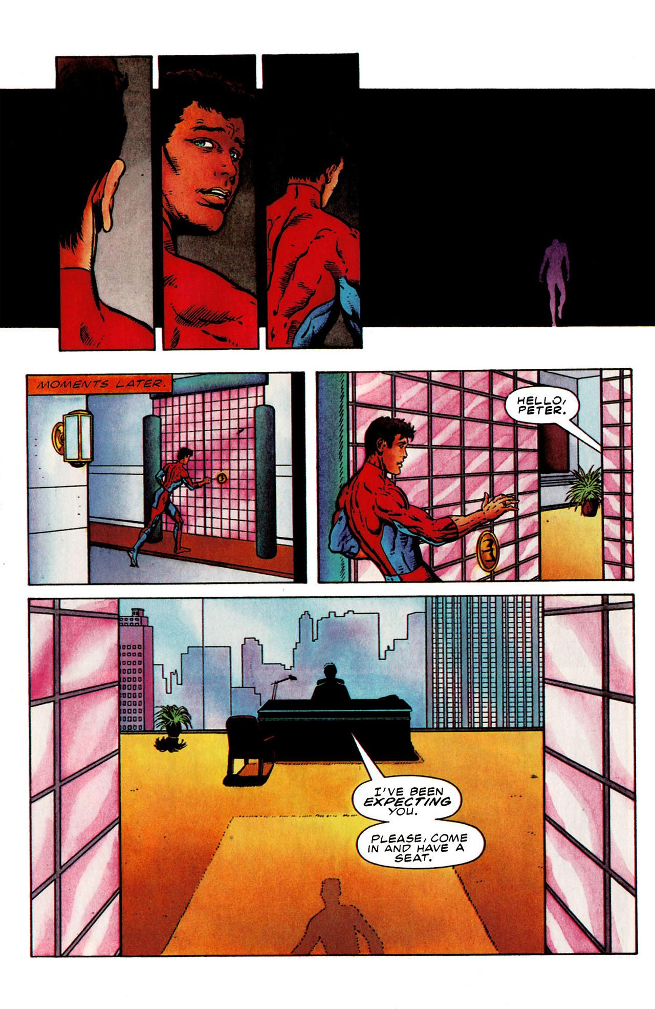 Read online Harbinger (1992) comic -  Issue #25 - 15