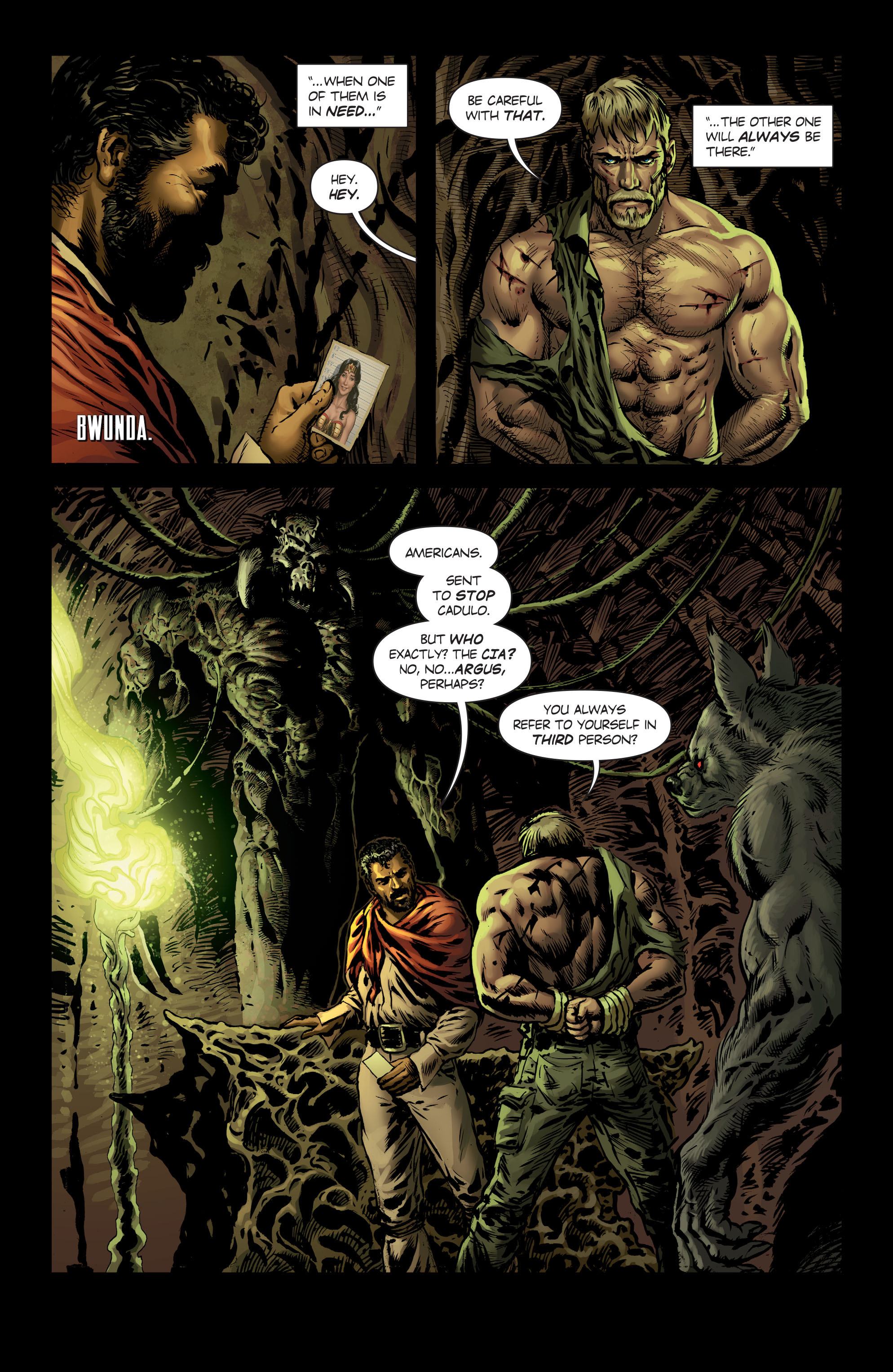 Read online Wonder Woman (2016) comic -  Issue #5 - 7