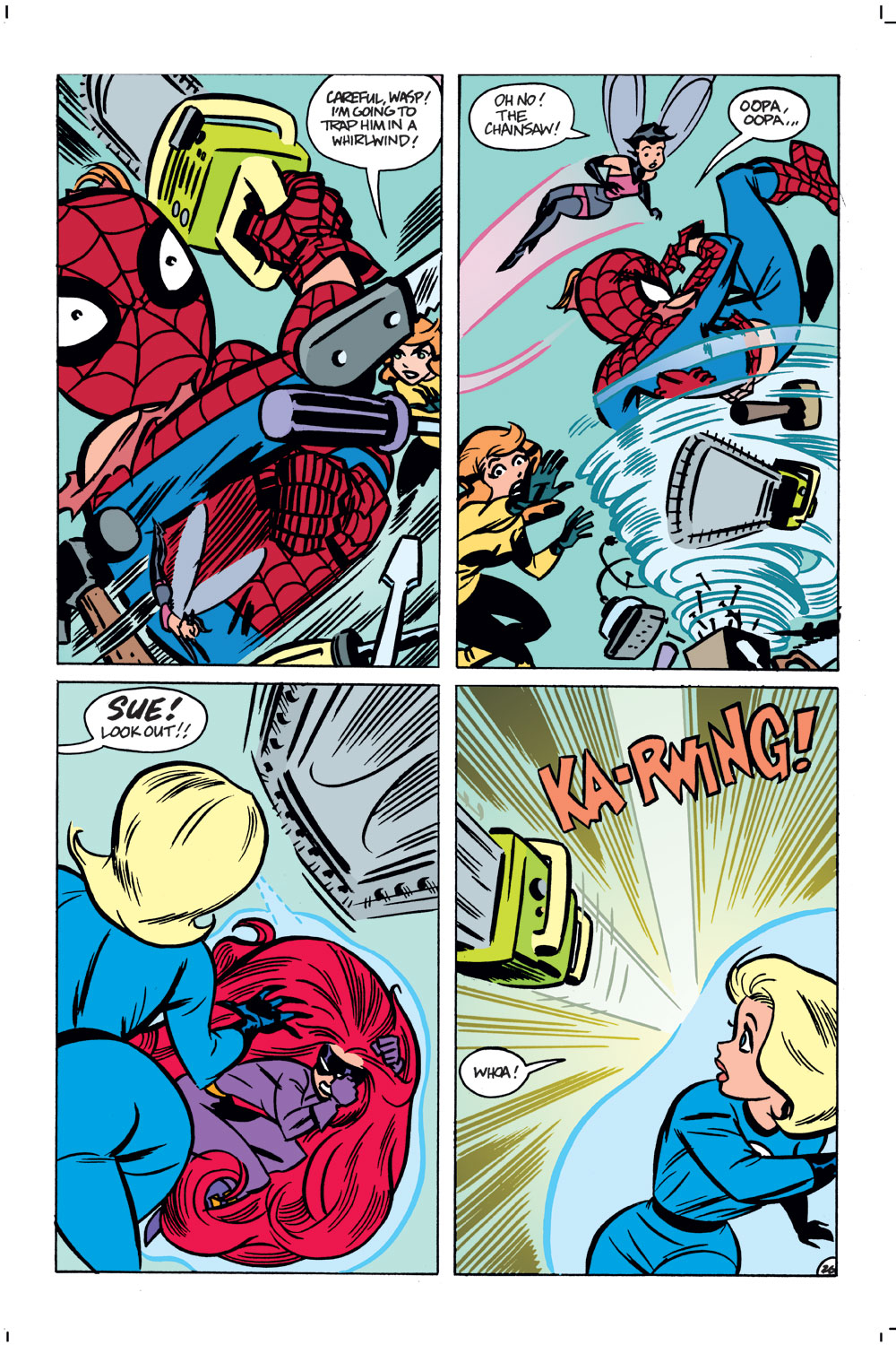 Spider-Man's Tangled Web Issue #21 #21 - English 26