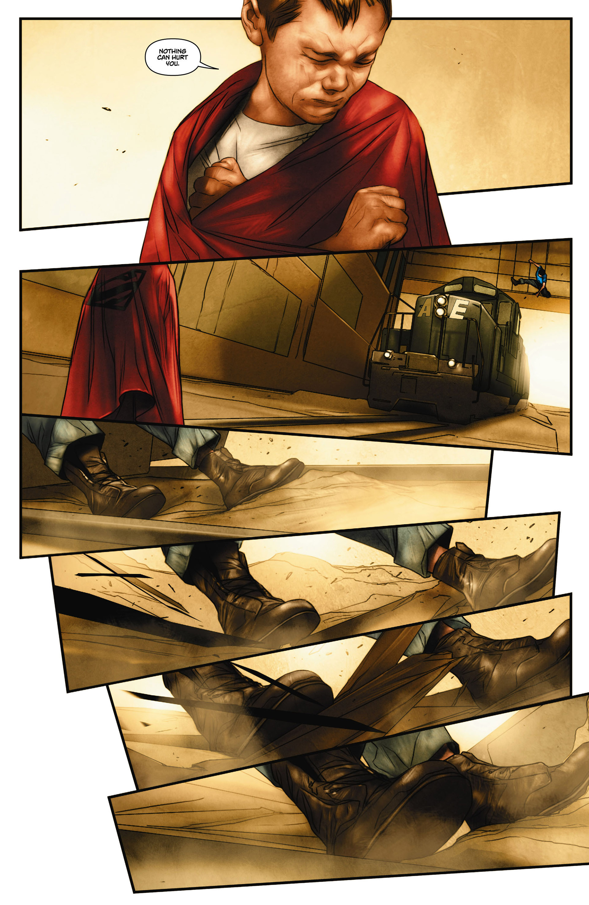 Read online Action Comics (2011) comic -  Issue #0 - 19