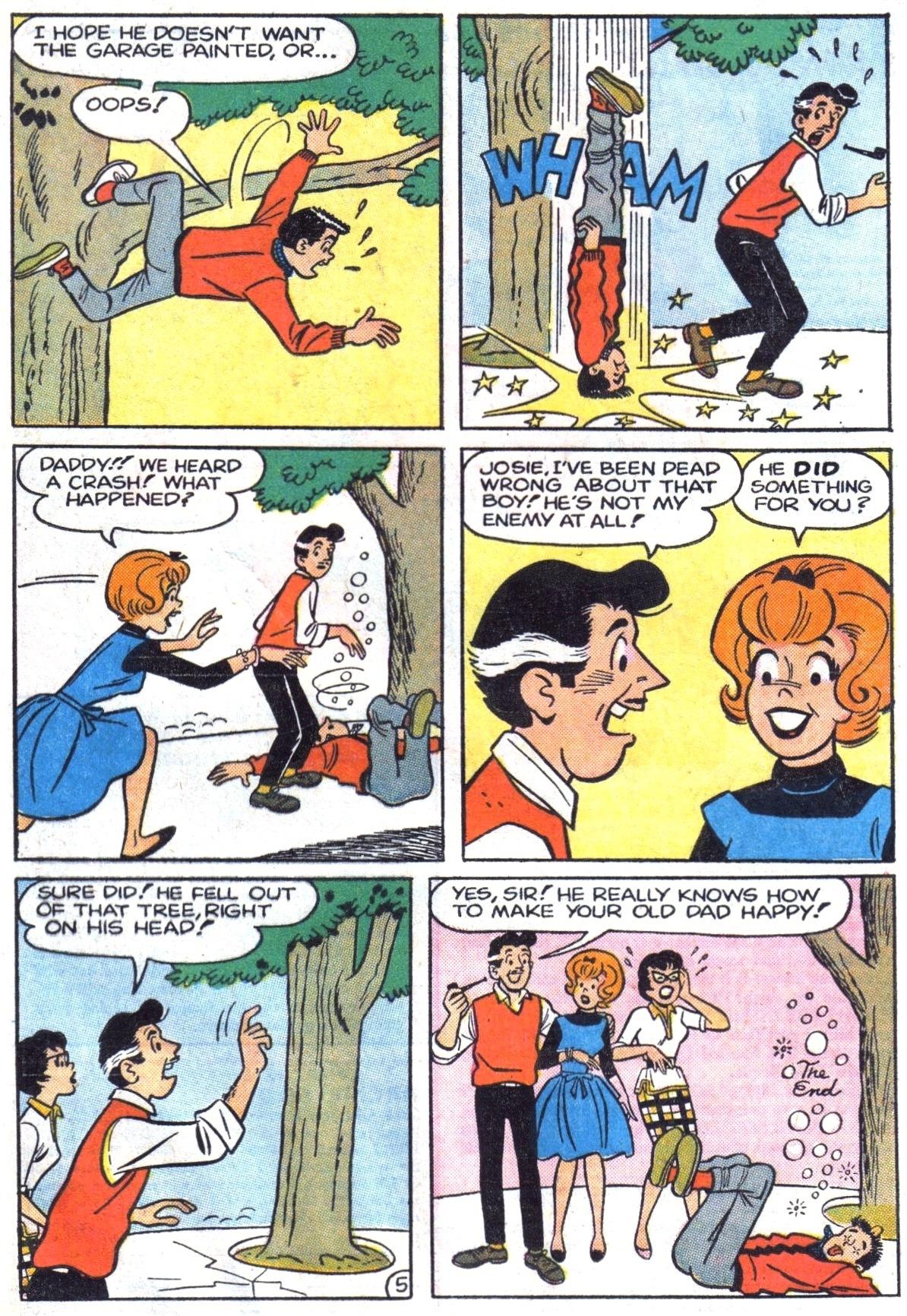 Read online She's Josie comic -  Issue #5 - 33