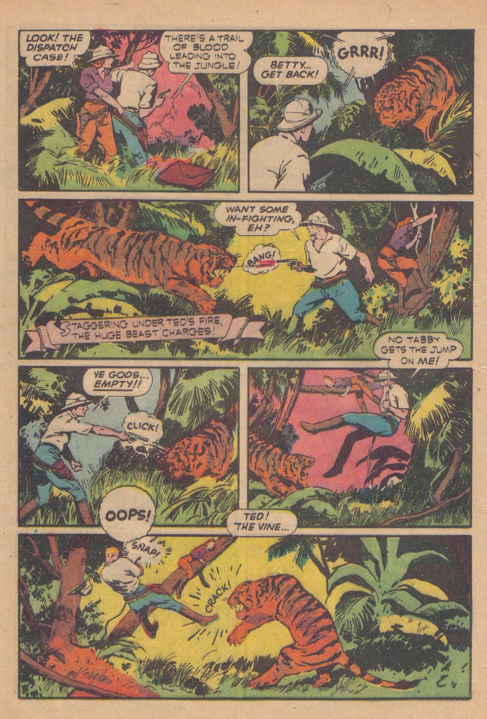 Exciting Comics (1940) issue 13 - Page 22