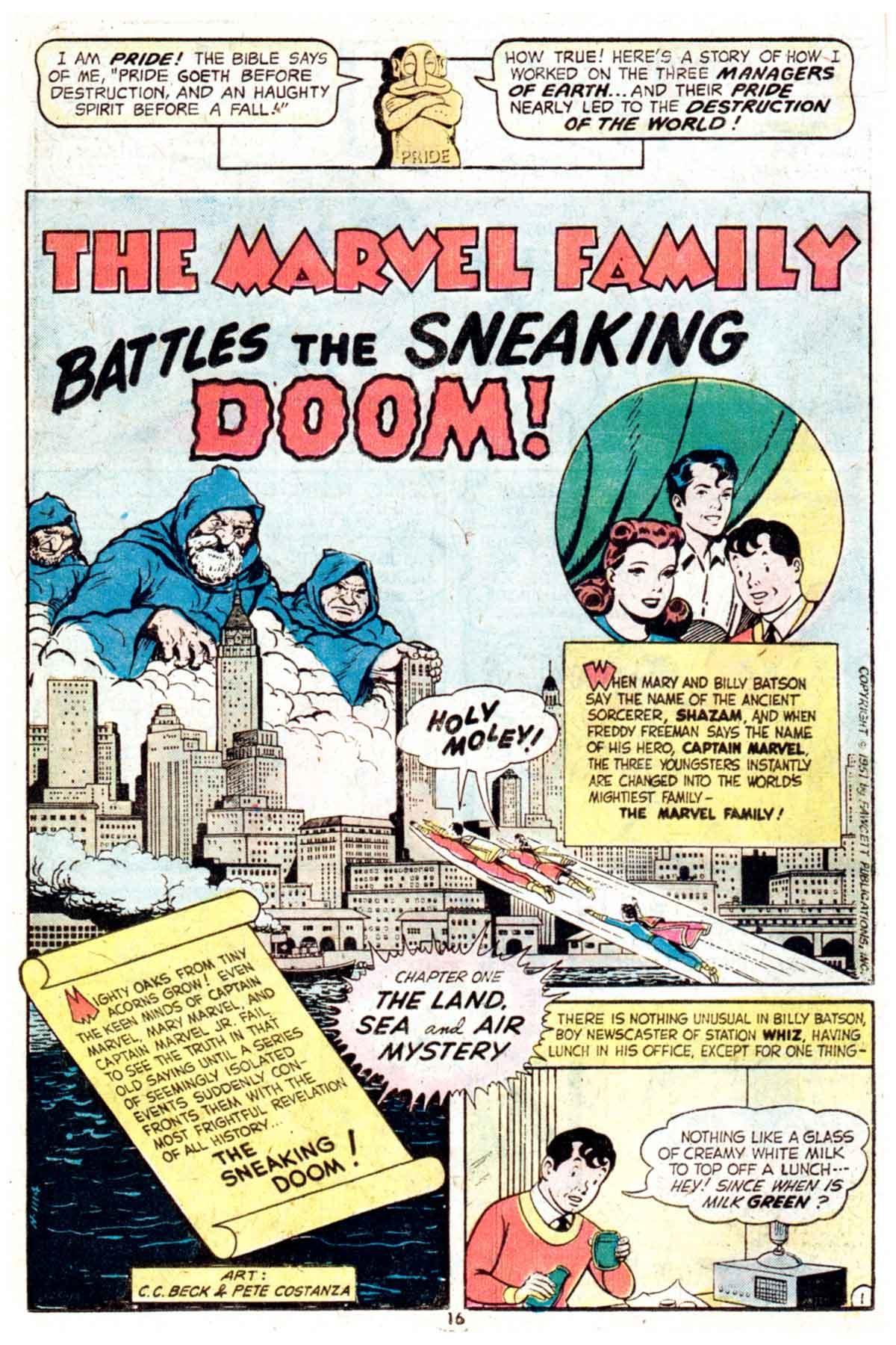 Read online Shazam! (1973) comic -  Issue #16 - 16