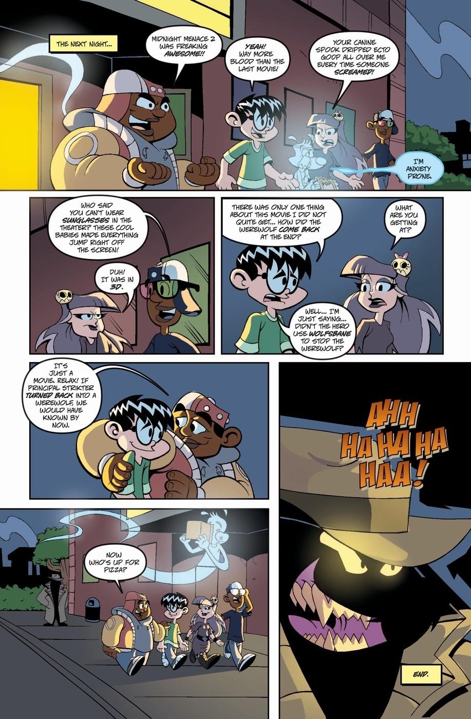 Read online Ralph Filmore comic -  Issue # Full - 102