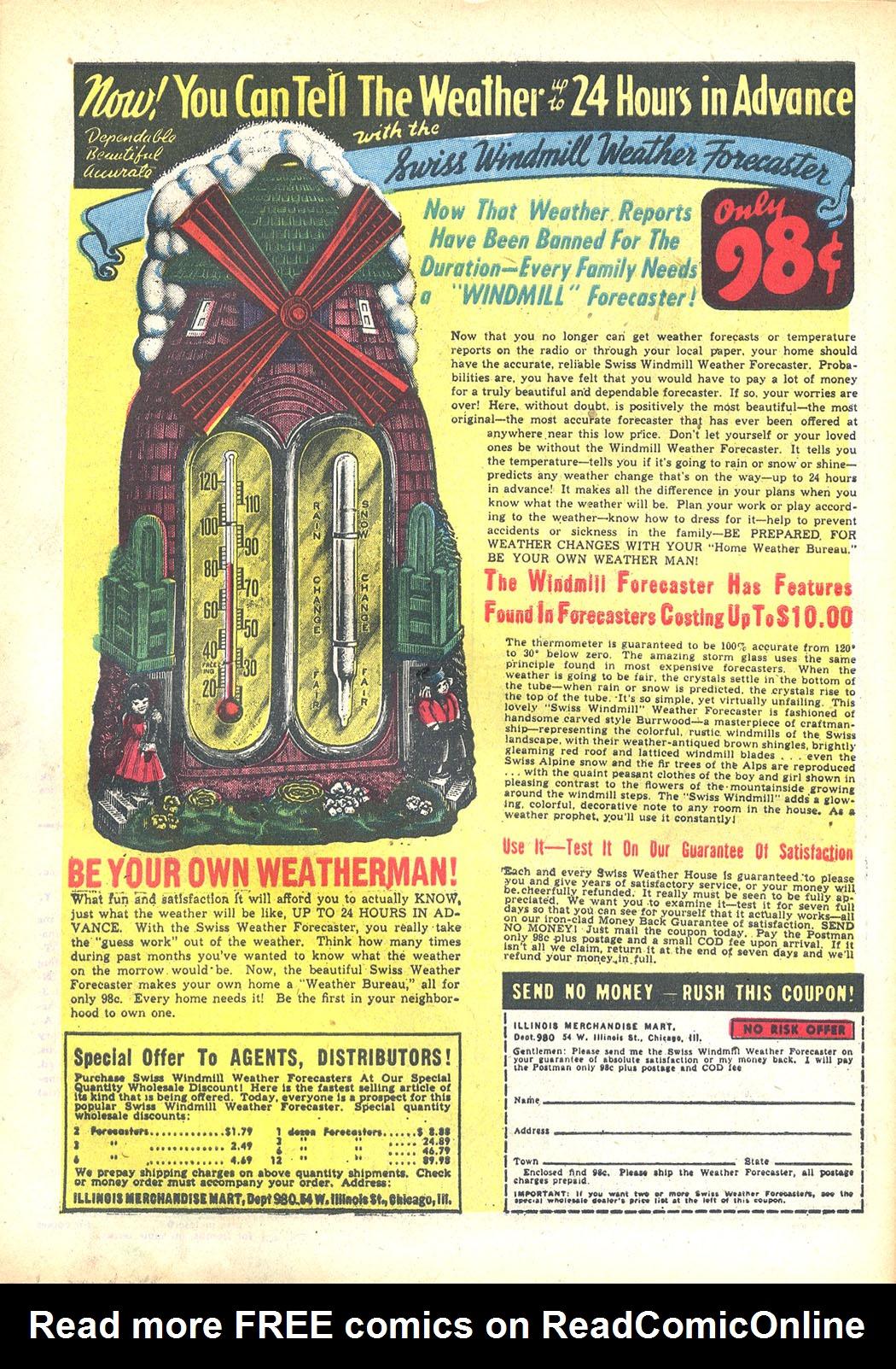 Read online Sensation (Mystery) Comics comic -  Issue #23 - 58