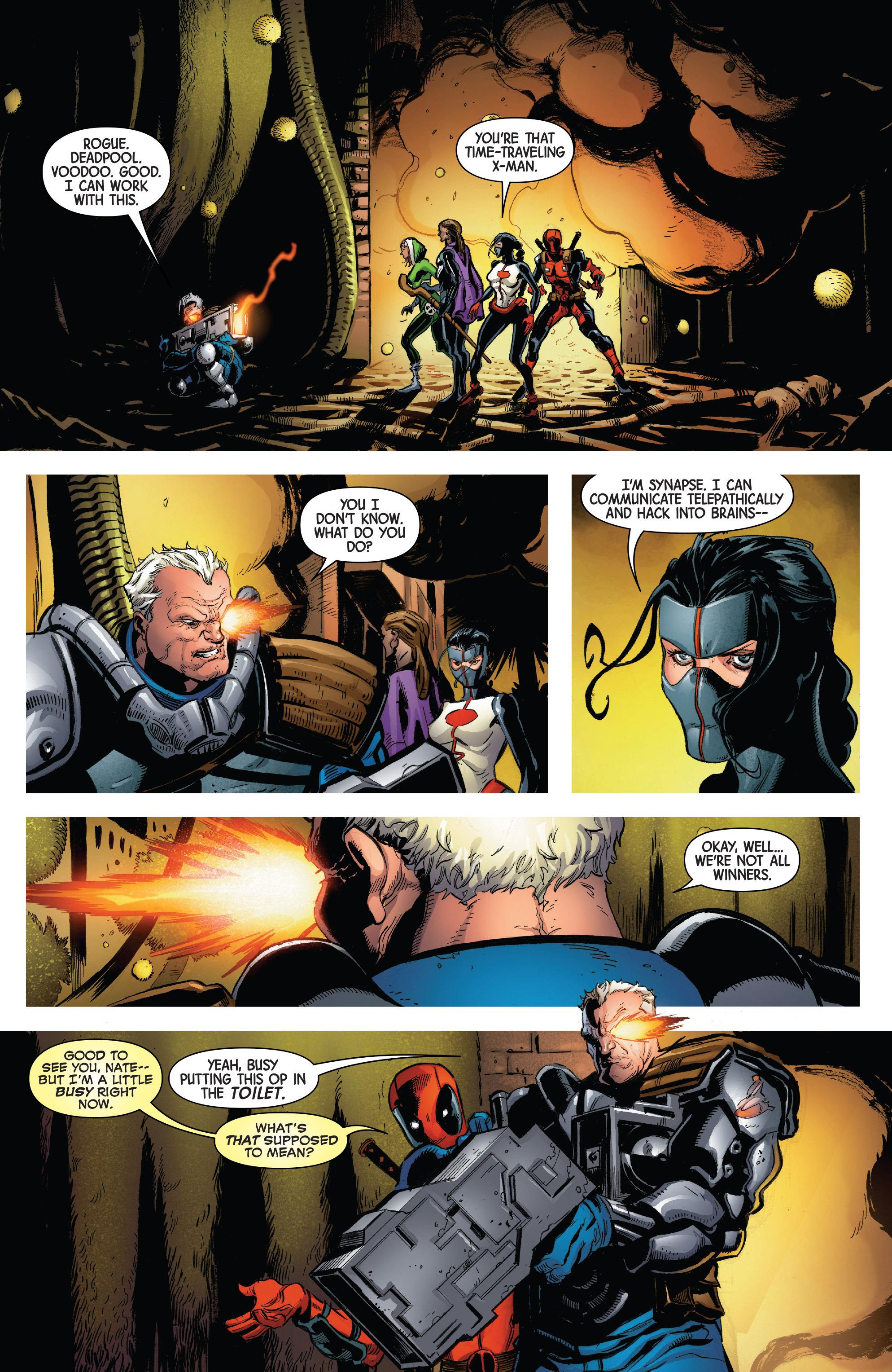 Read online Uncanny Avengers [II] comic -  Issue #3 - 12