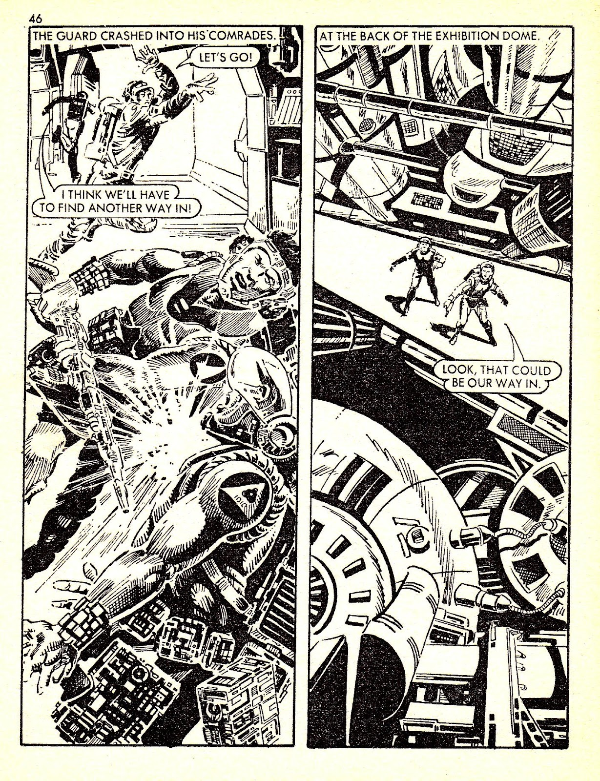 Starblazer issue 140 - Page 46