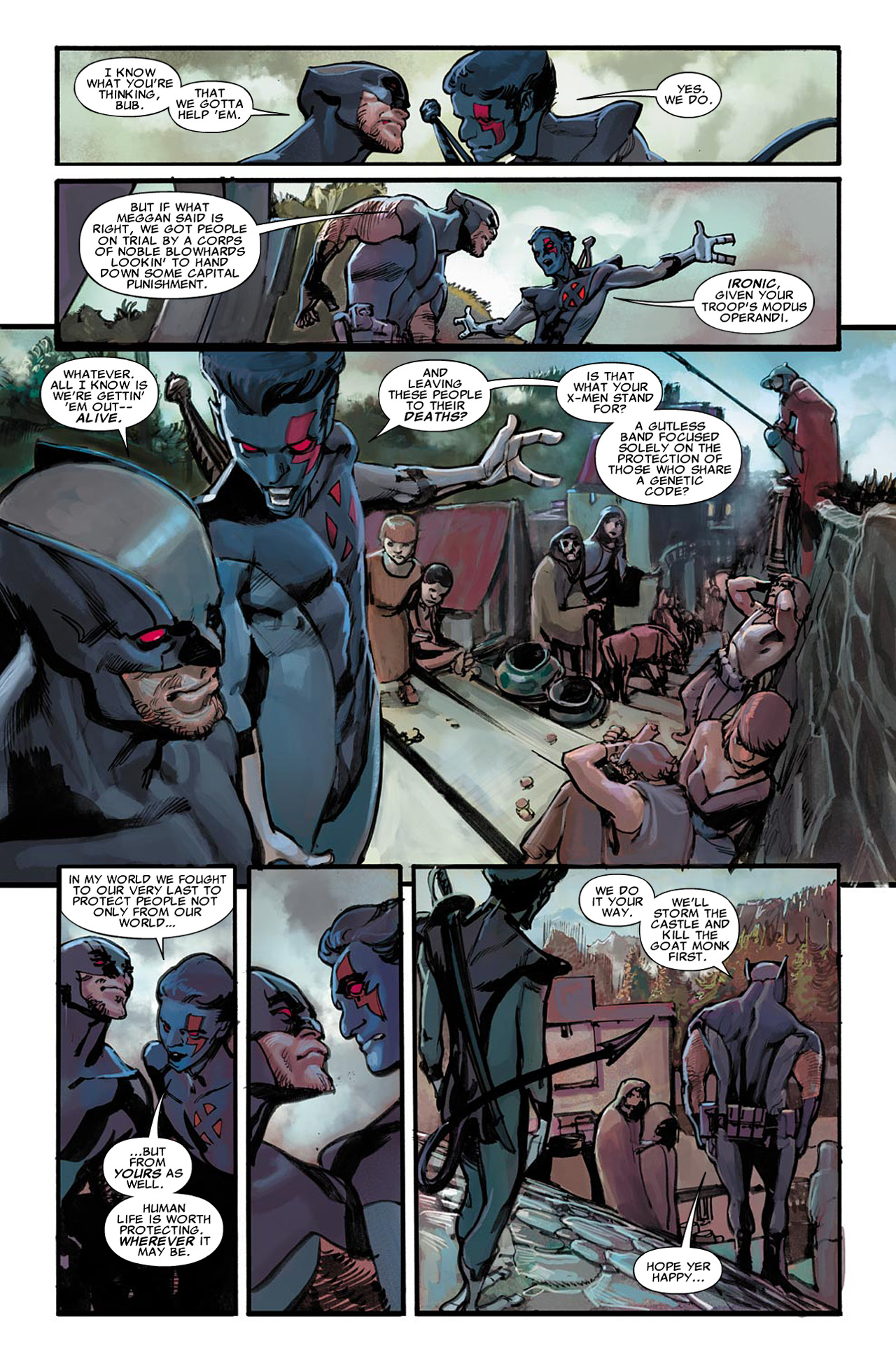 Uncanny X-Force (2010) #22 #24 - English 4