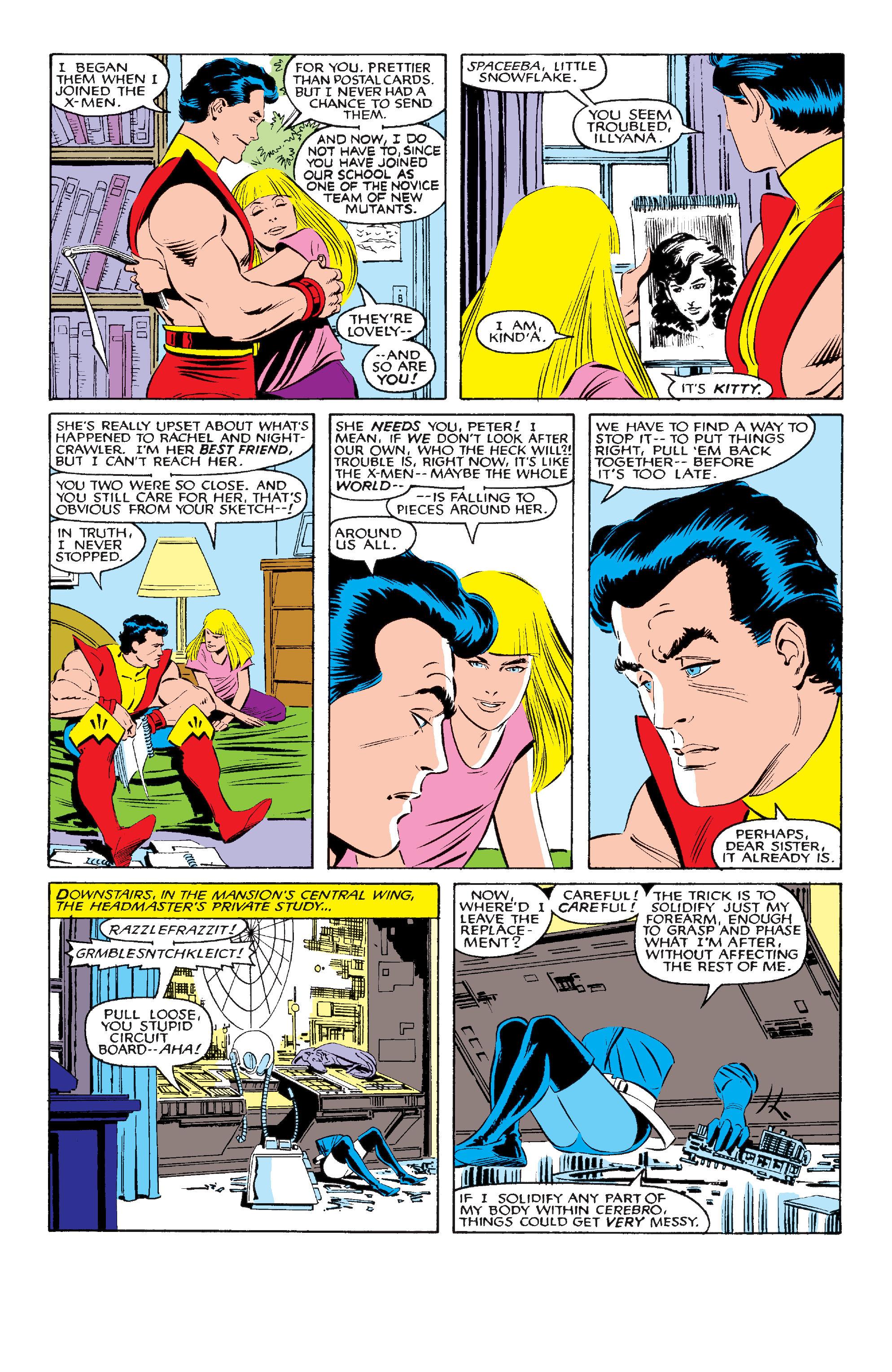 Read online Uncanny X-Men (1963) comic -  Issue #210 - 14