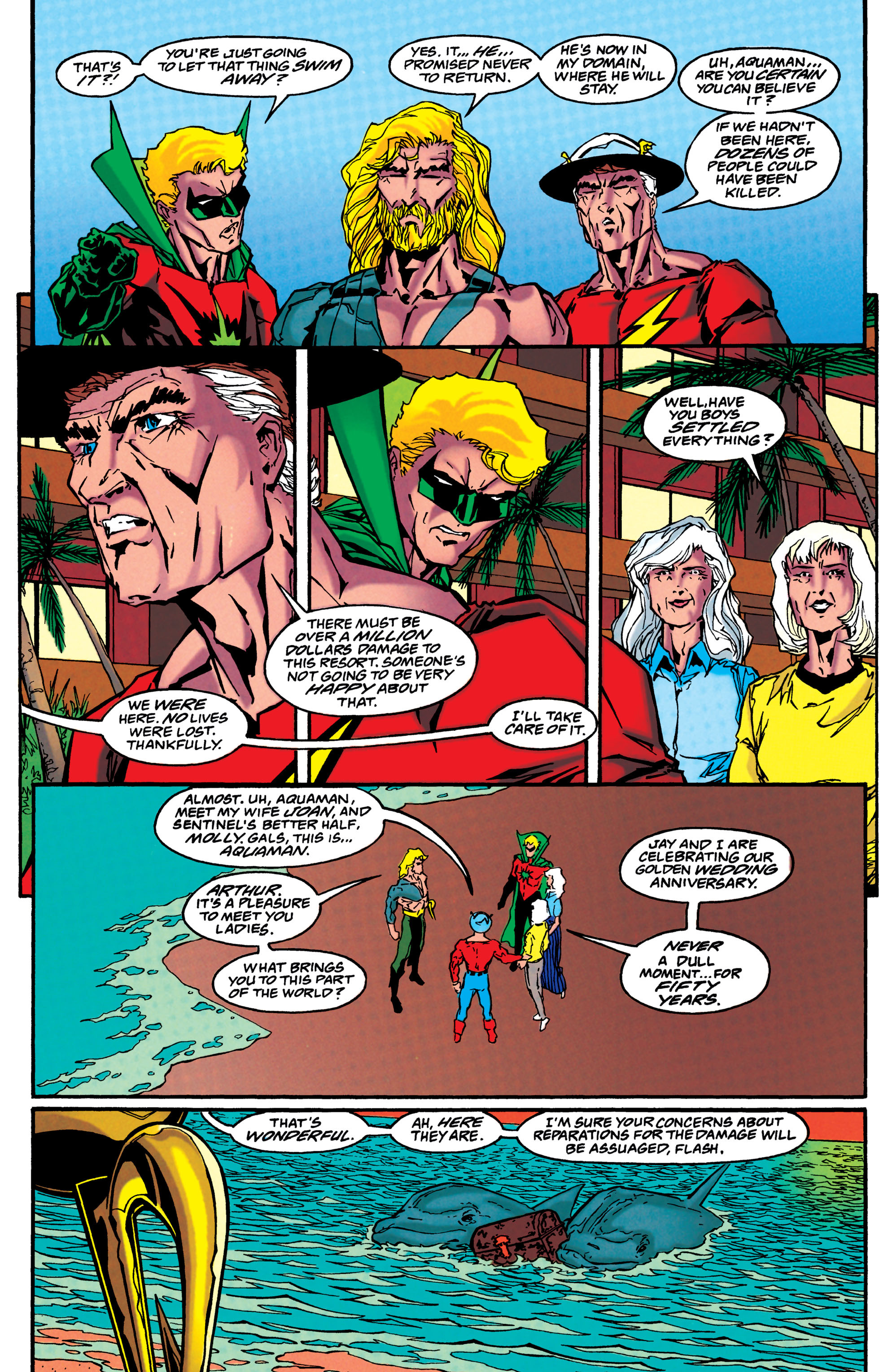 Read online Aquaman (1994) comic -  Issue #44 - 10