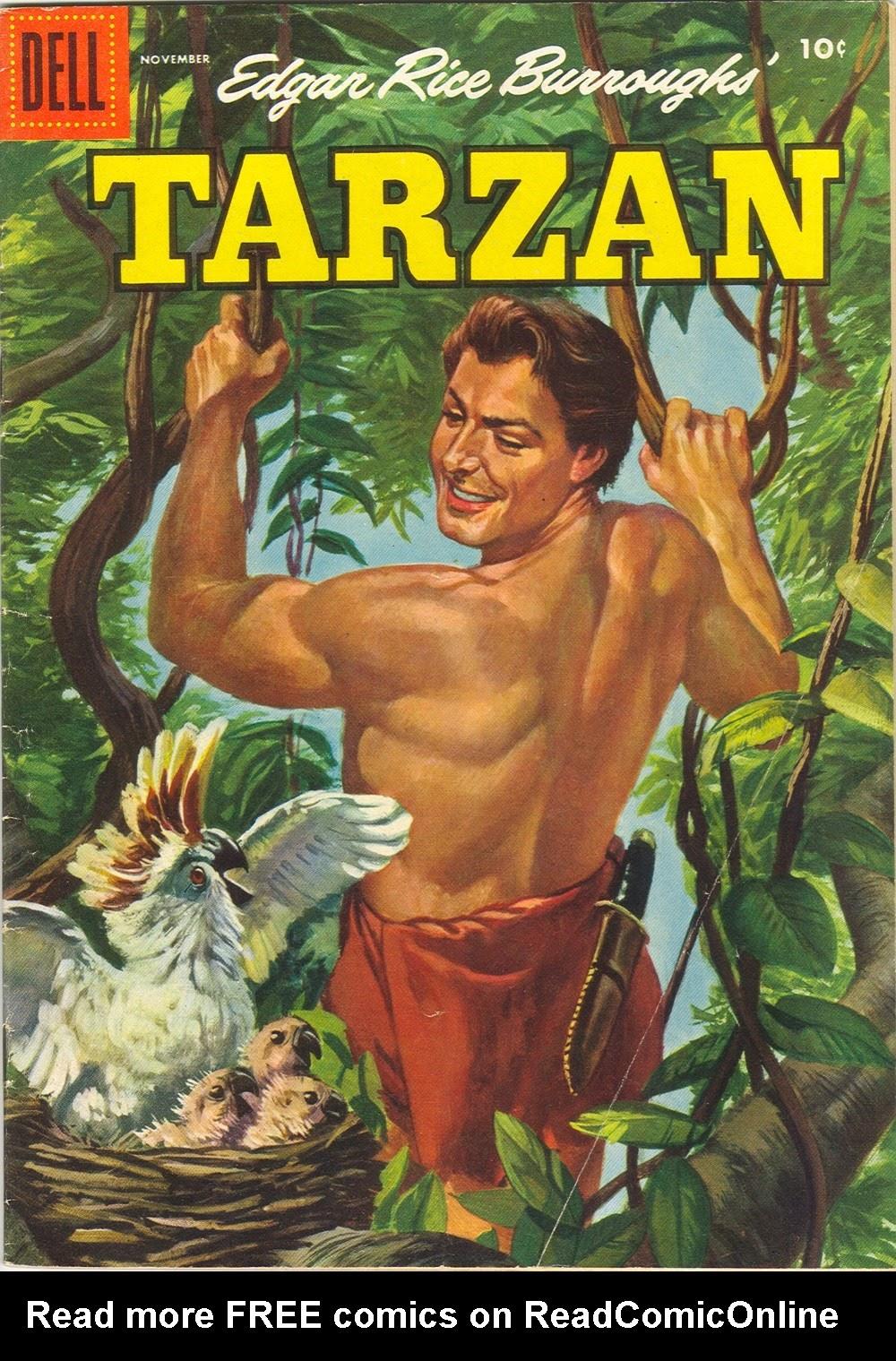 Tarzan (1948) issue 74 - Page 1