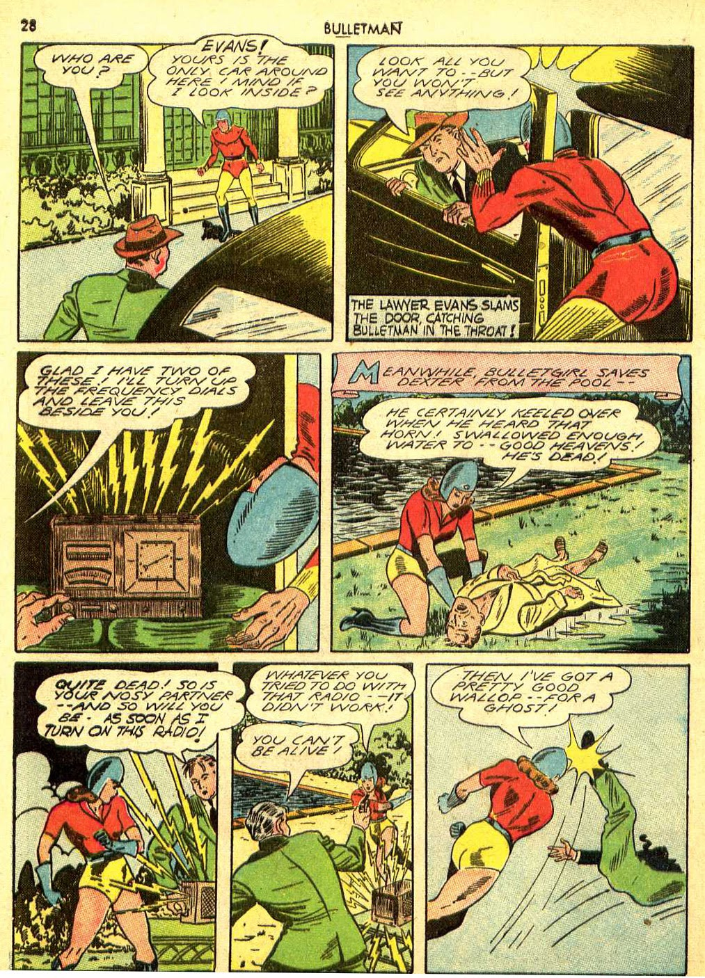 Bulletman issue 12 - Page 27