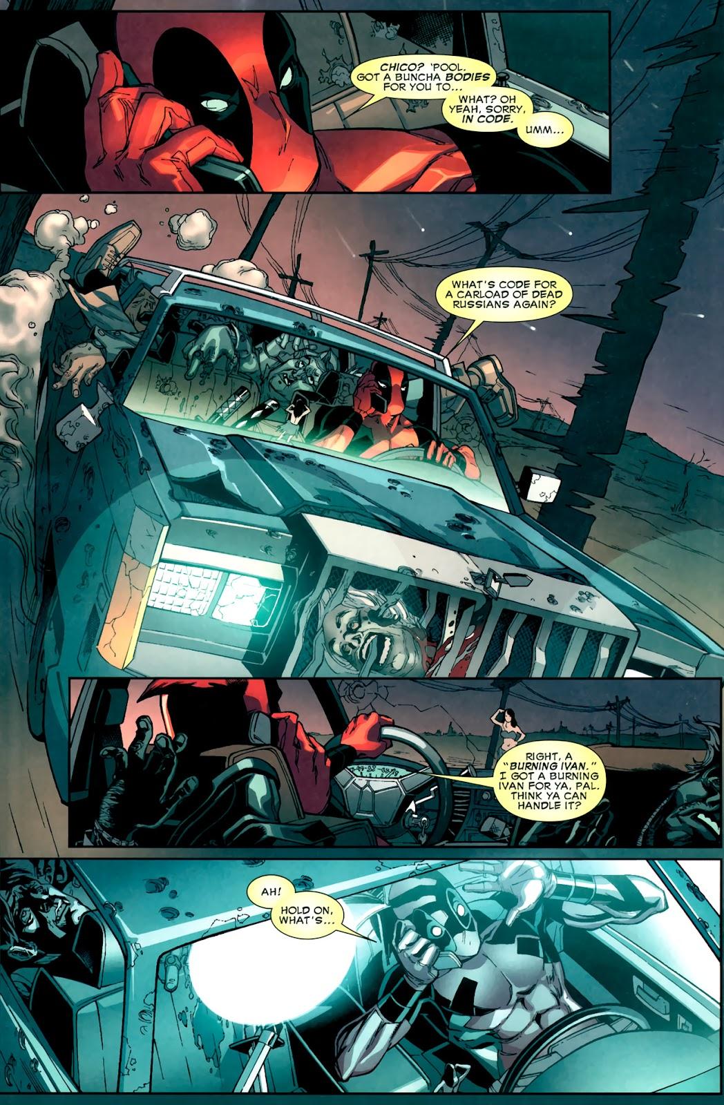 Read online Deadpool (2008) comic -  Issue #900 - 5