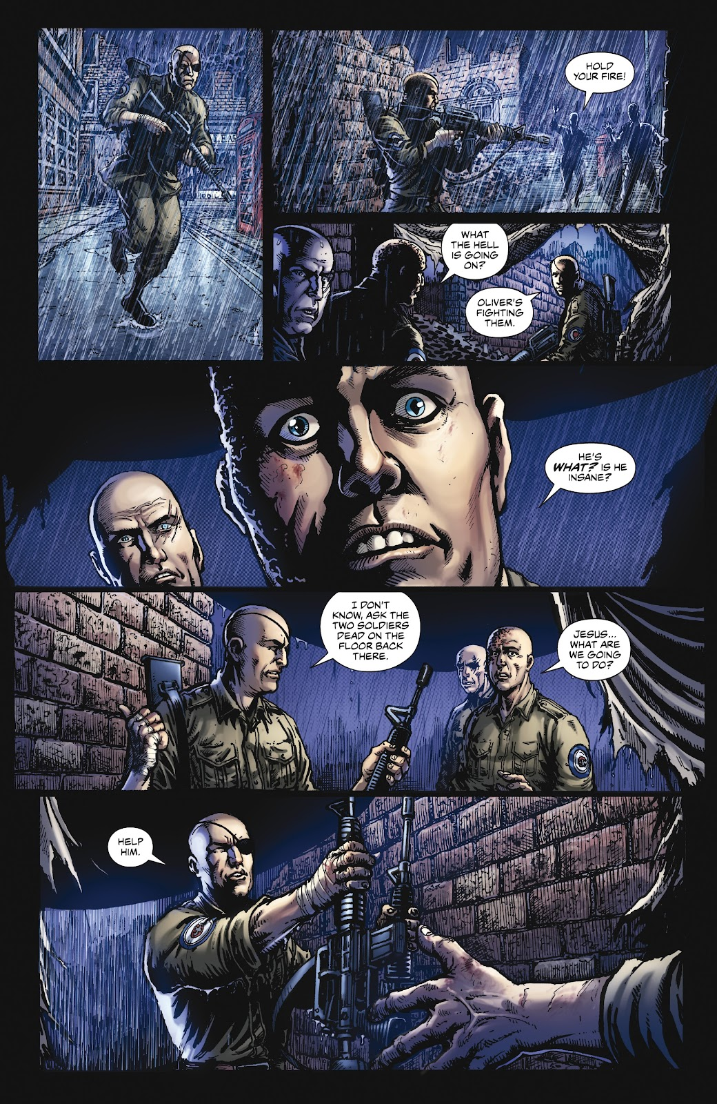 Read online Oliver comic -  Issue #3 - 17