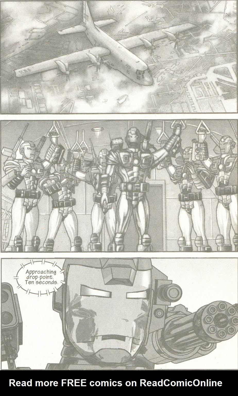 Read online U.S. War Machine comic -  Issue #6 - 10