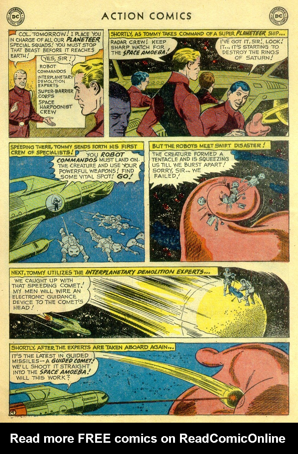 Read online Action Comics (1938) comic -  Issue #251 - 29