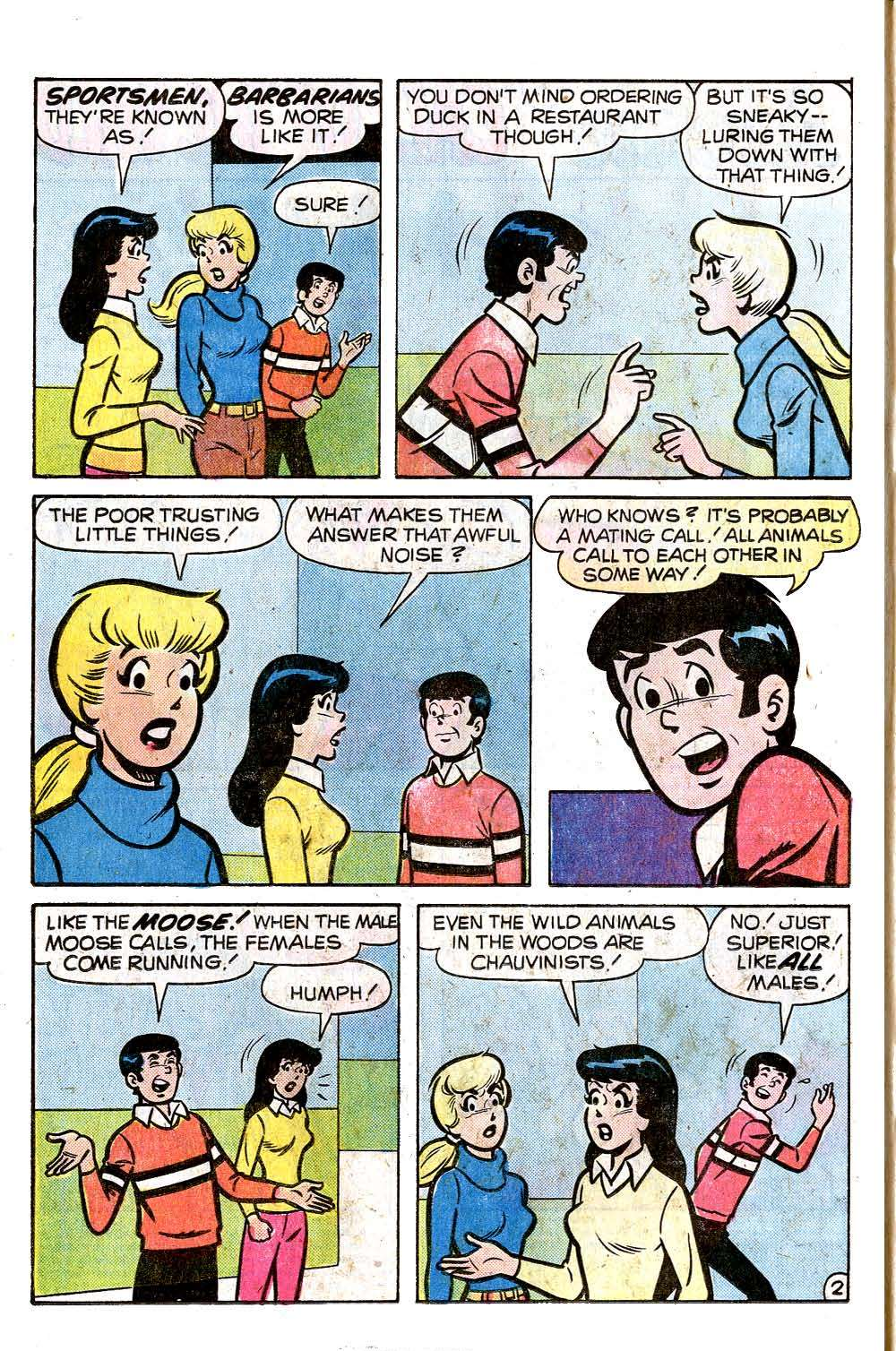 Read online Archie (1960) comic -  Issue #255 - 4