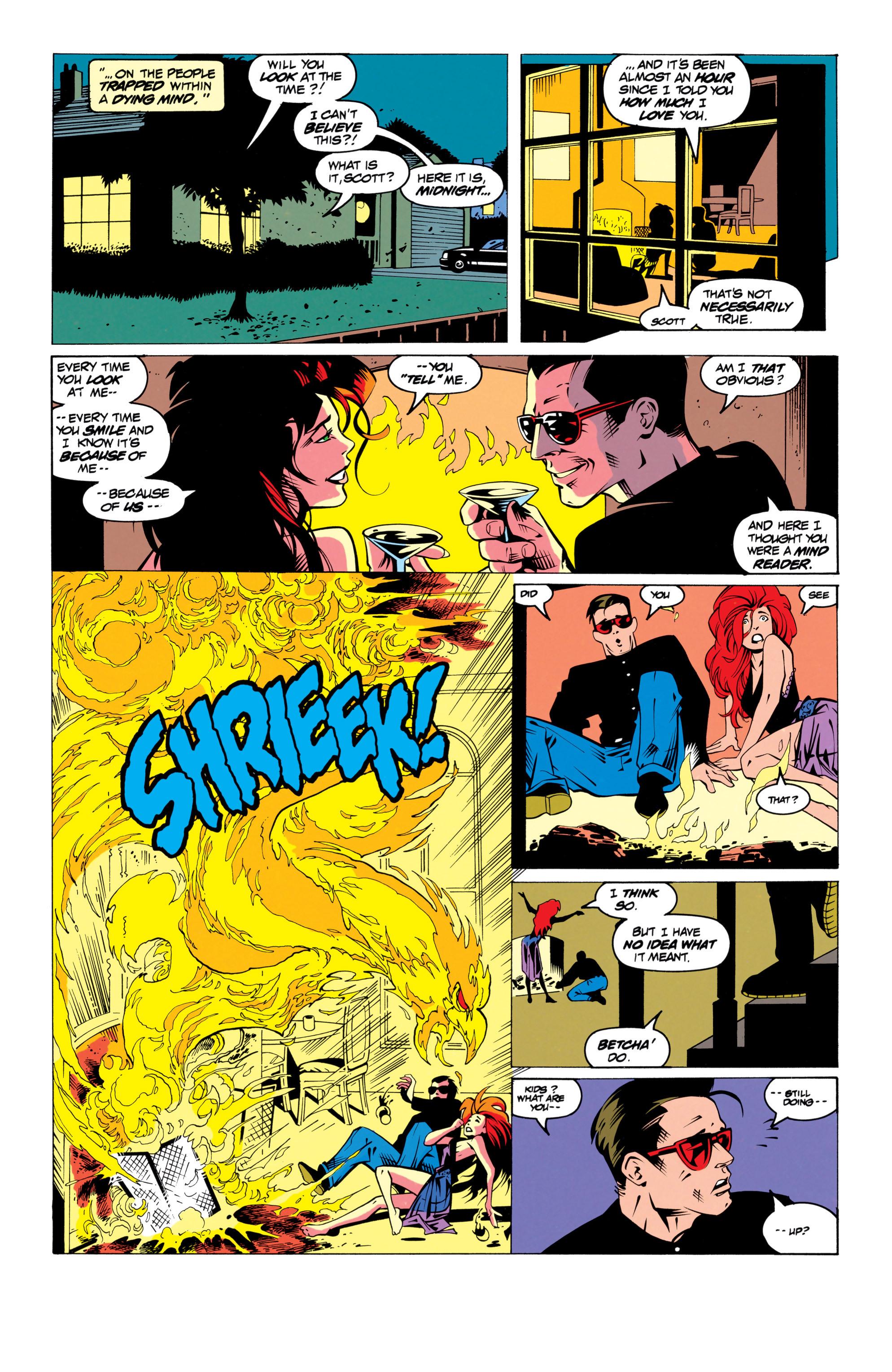 Read online Uncanny X-Men (1963) comic -  Issue # _Annual 17 - 21