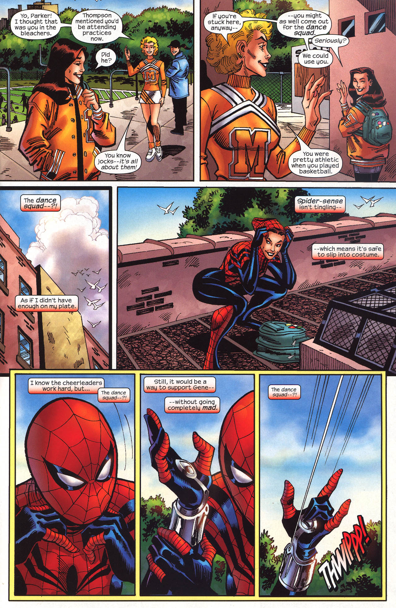 Read online Amazing Spider-Girl comic -  Issue #19 - 16