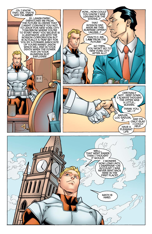 Read online Alpha Flight (2004) comic -  Issue #9 - 19