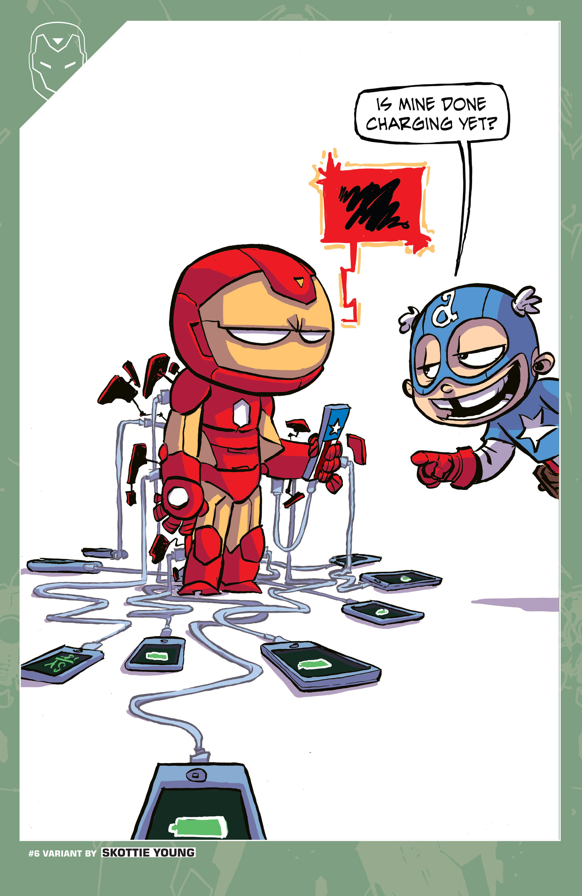 Read online True Believers: Invincible Iron Man-The War Machines comic -  Issue # Full - 132