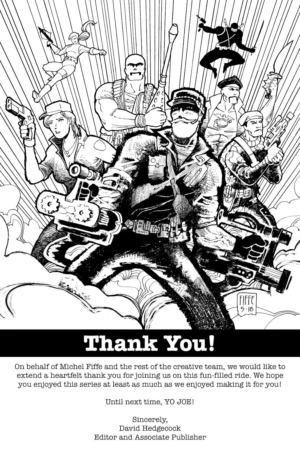 Read online G.I. Joe: Sierra Muerte comic -  Issue #3 - 27