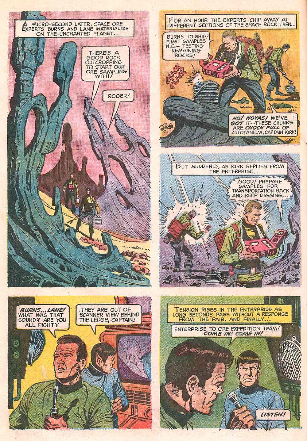 Star Trek (1967) issue 8 - Page 5