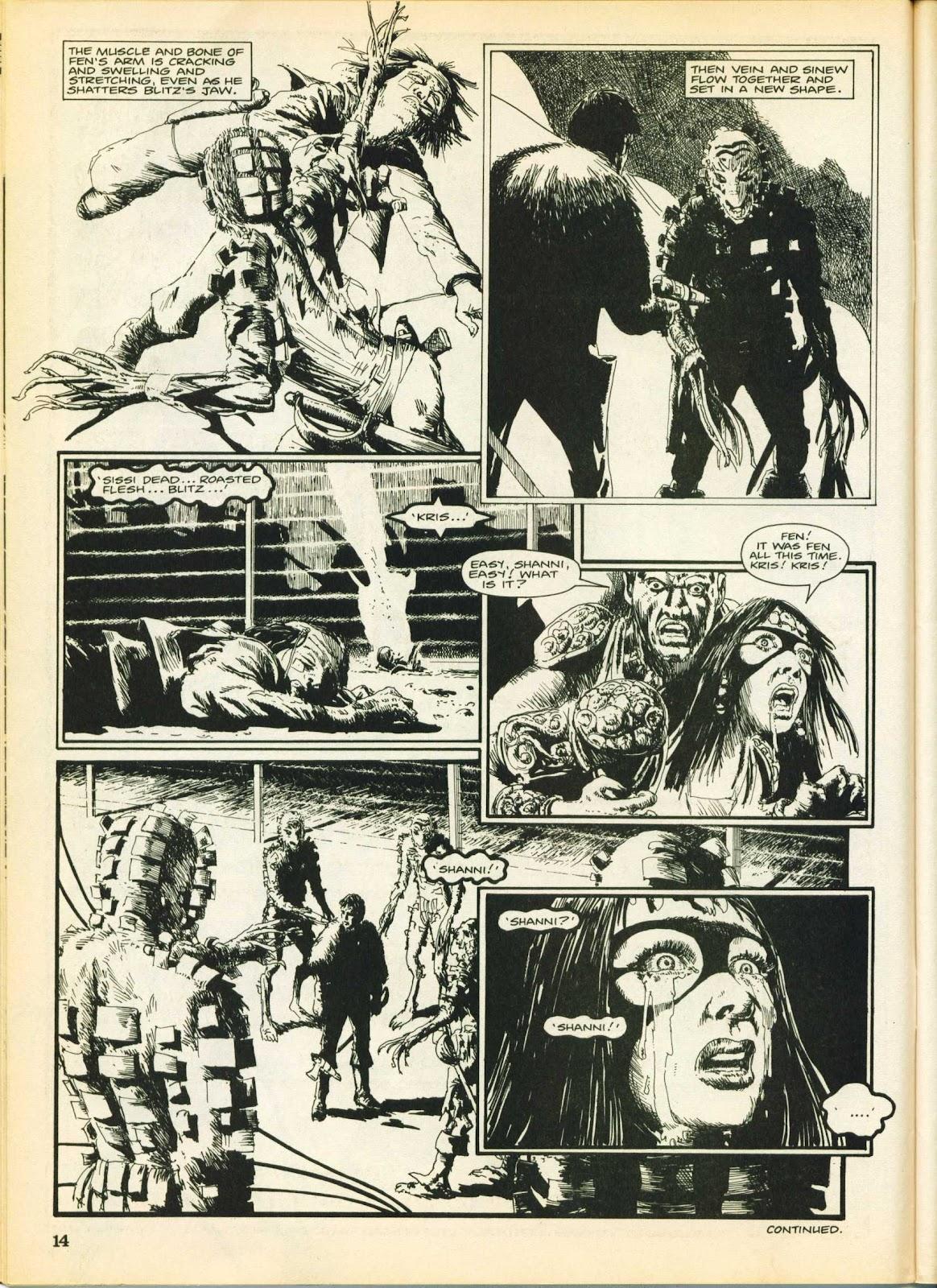 Warrior Issue #26 #27 - English 14