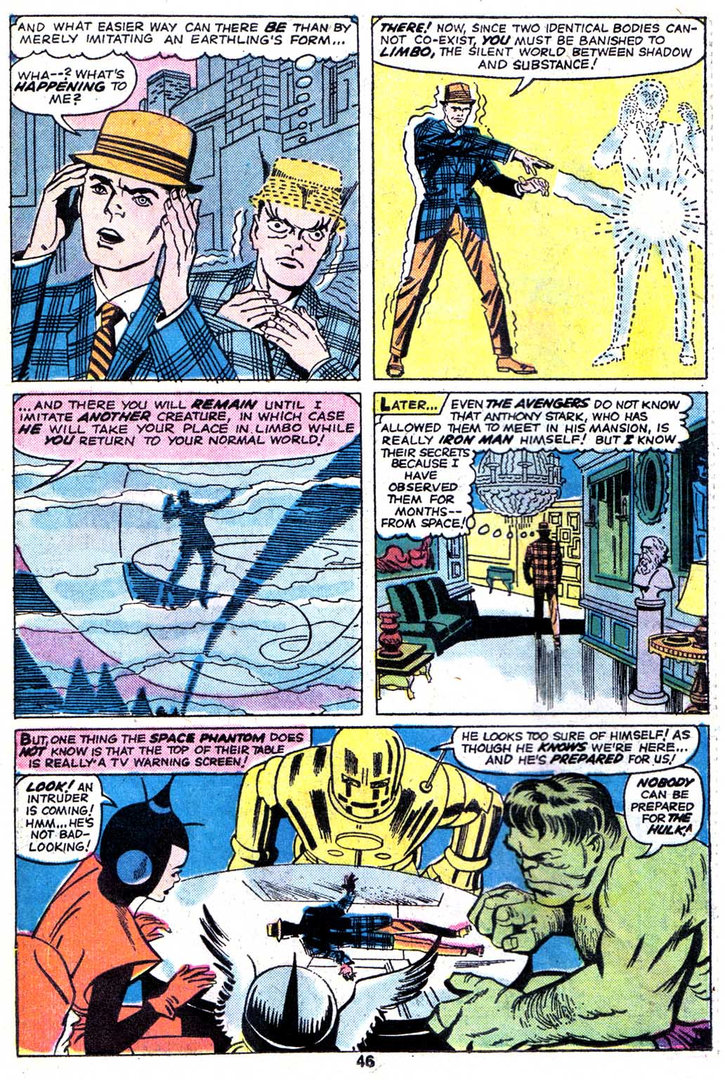 Giant-Size Avengers (1974) issue 3 - Page 48