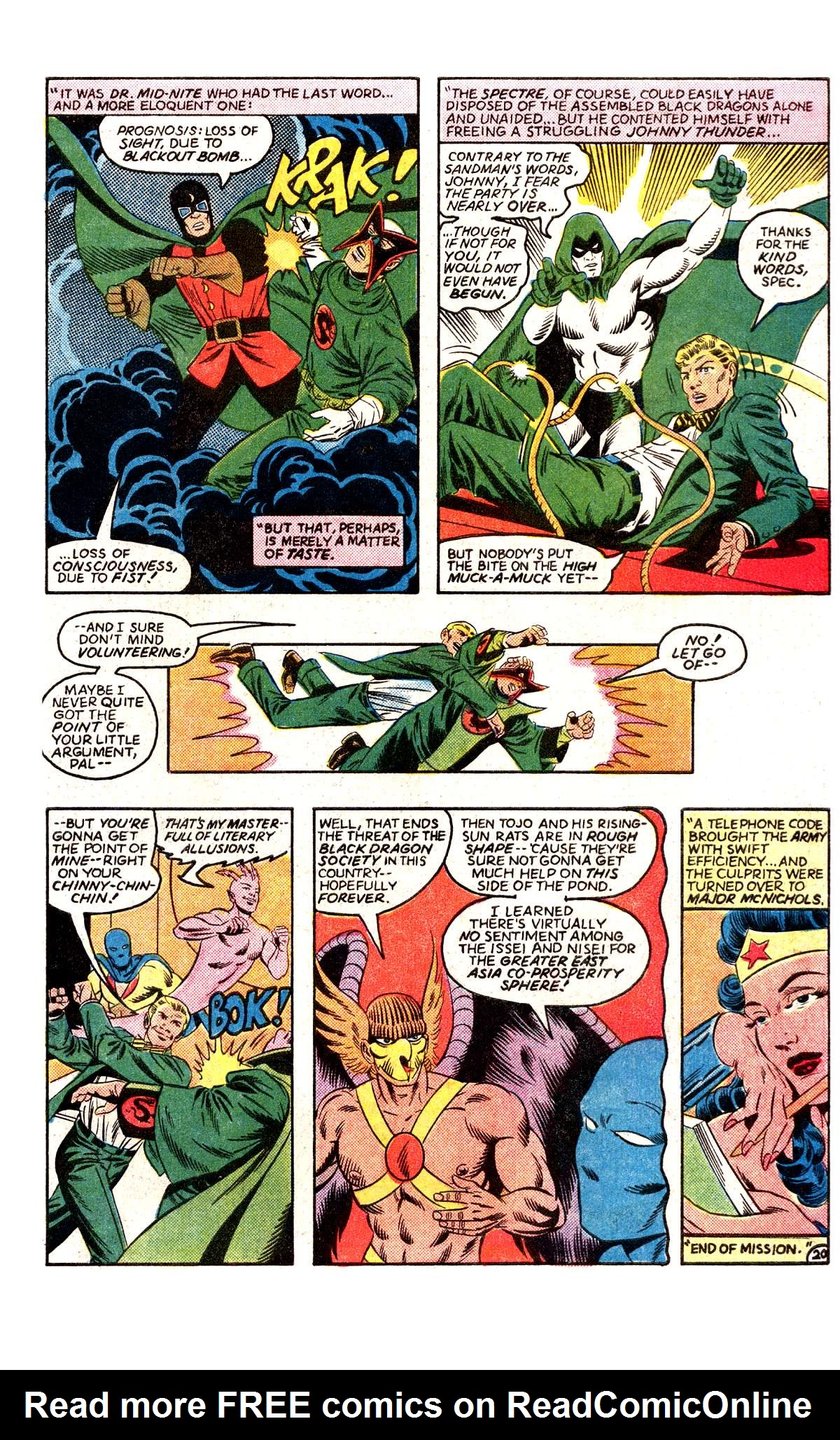 Read online All-Star Squadron comic -  Issue #30 - 21