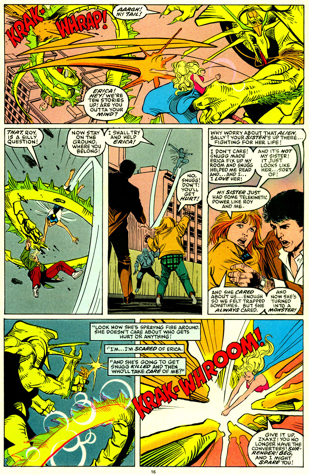 Read online Spellbound comic -  Issue #6 - 17