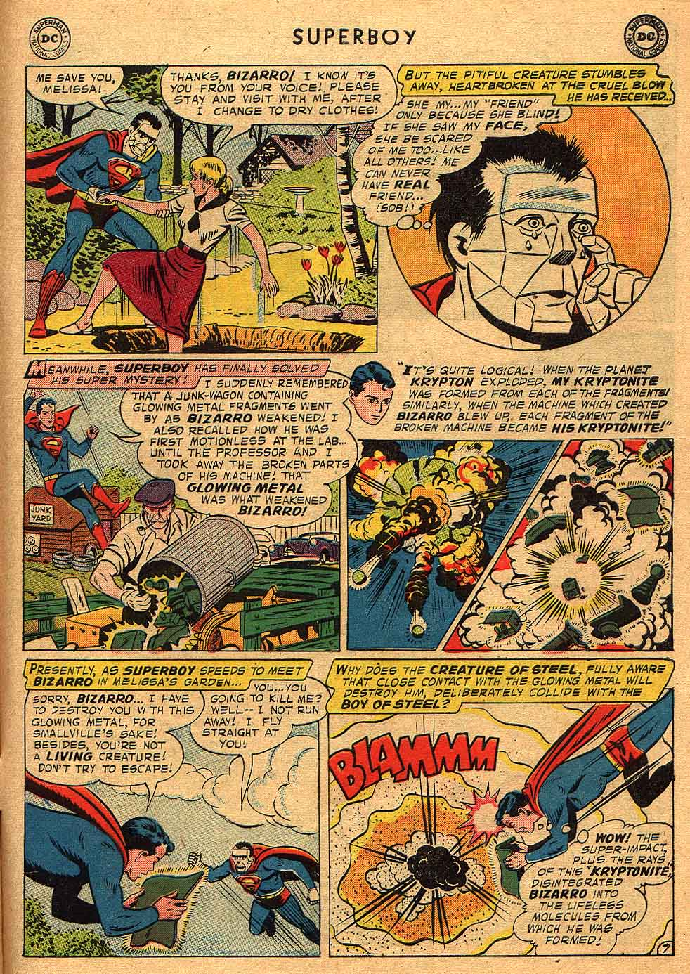 Superboy (1949) issue 68 - Page 28