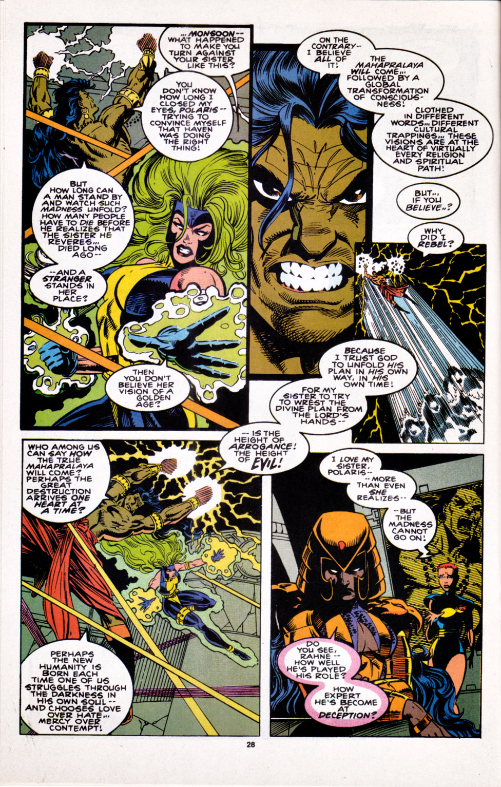 Read online X-Factor (1986) comic -  Issue #100 - 24