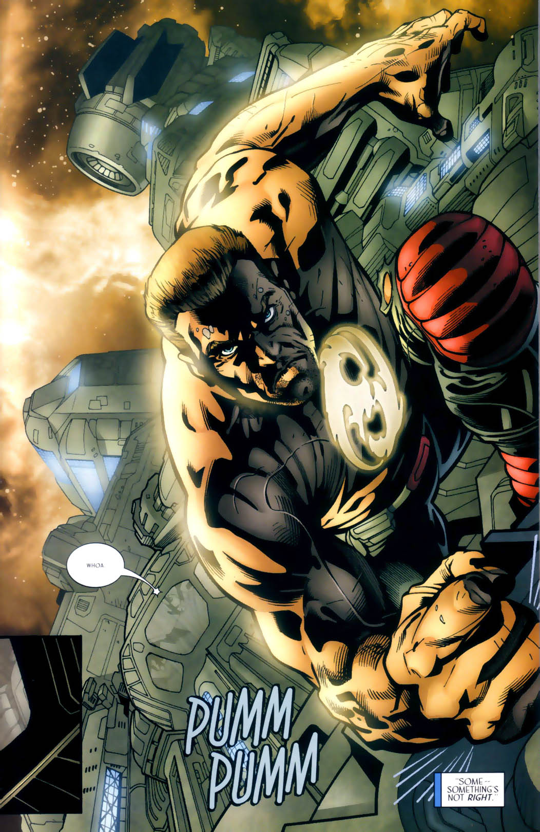 Read online Sigil (2000) comic -  Issue #30 - 6