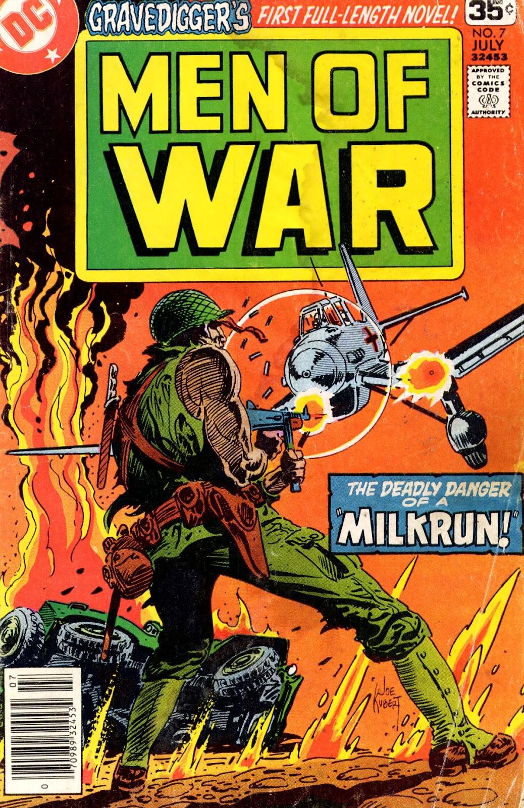Men of War 7 Page 1