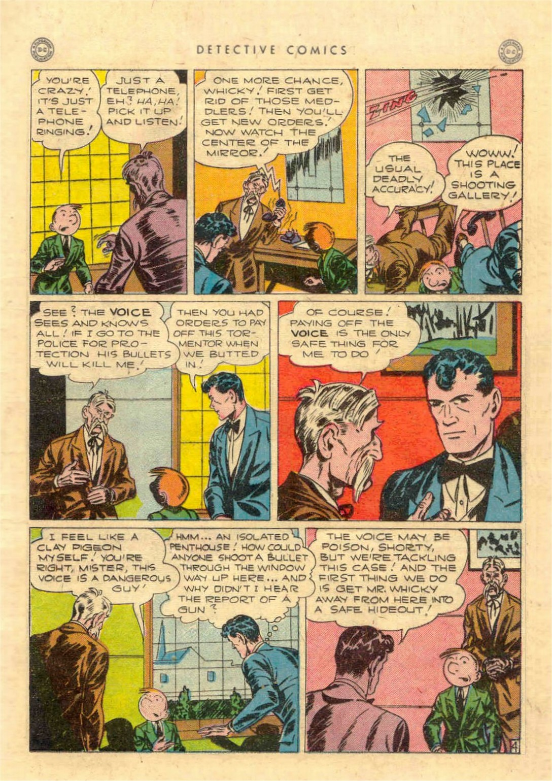 Read online Detective Comics (1937) comic -  Issue #97 - 19