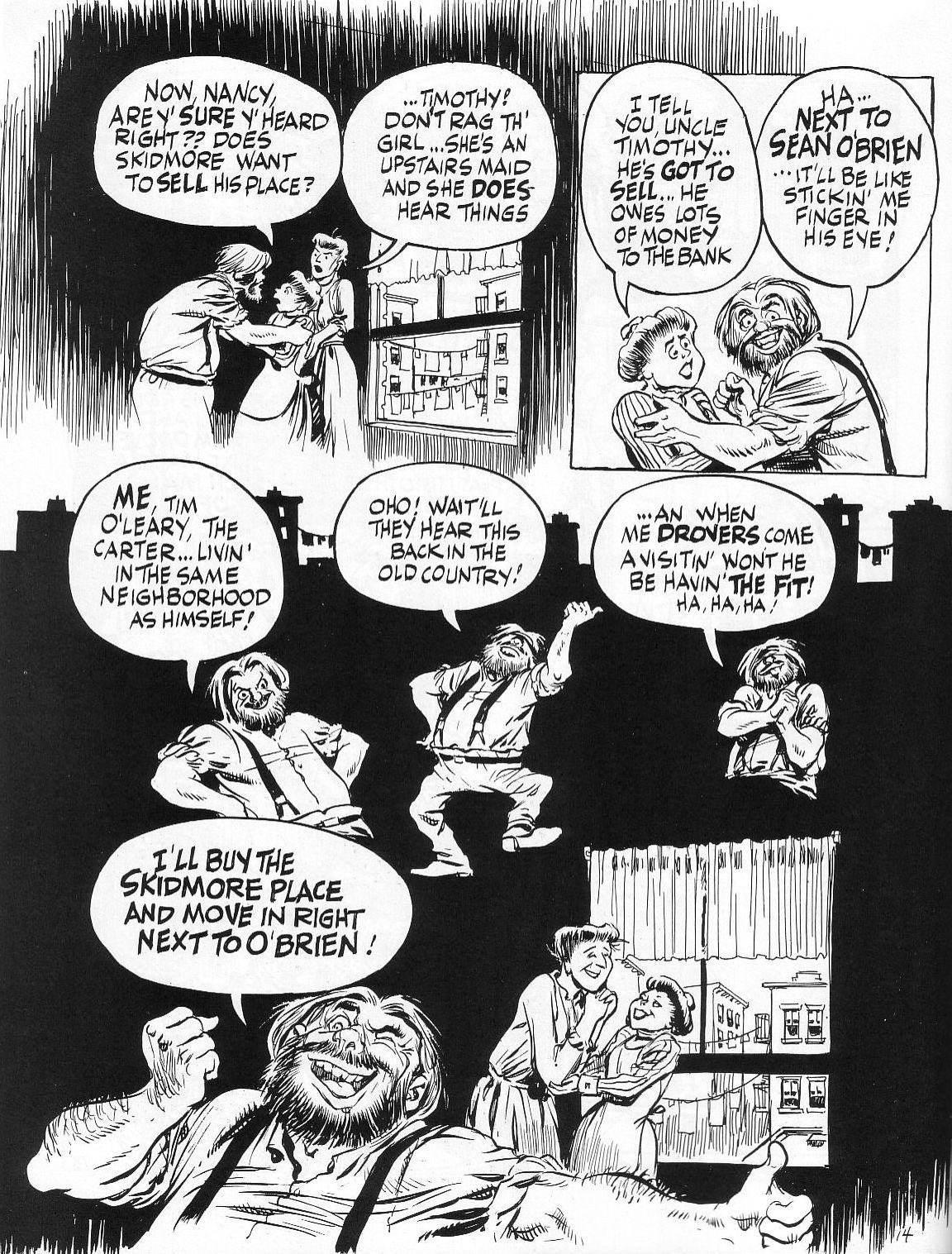 Read online Dropsie Avenue, The Neighborhood comic -  Issue # Full - 16