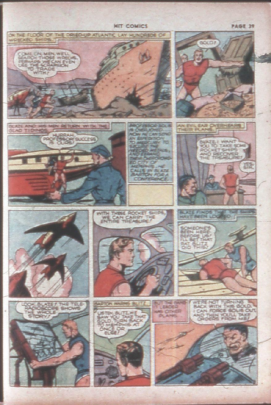 Read online Hit Comics comic -  Issue #8 - 41