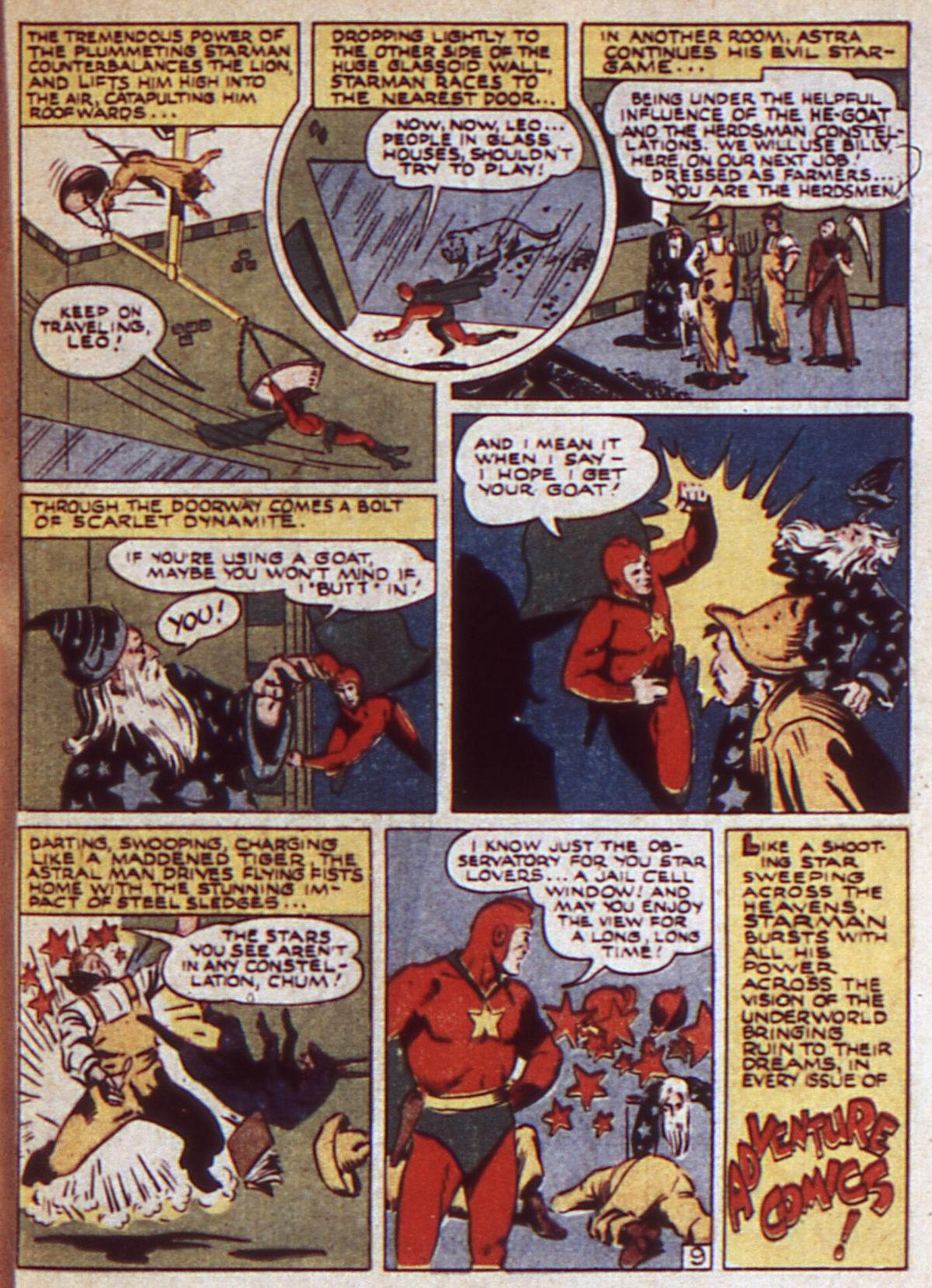 Read online Adventure Comics (1938) comic -  Issue #85 - 23