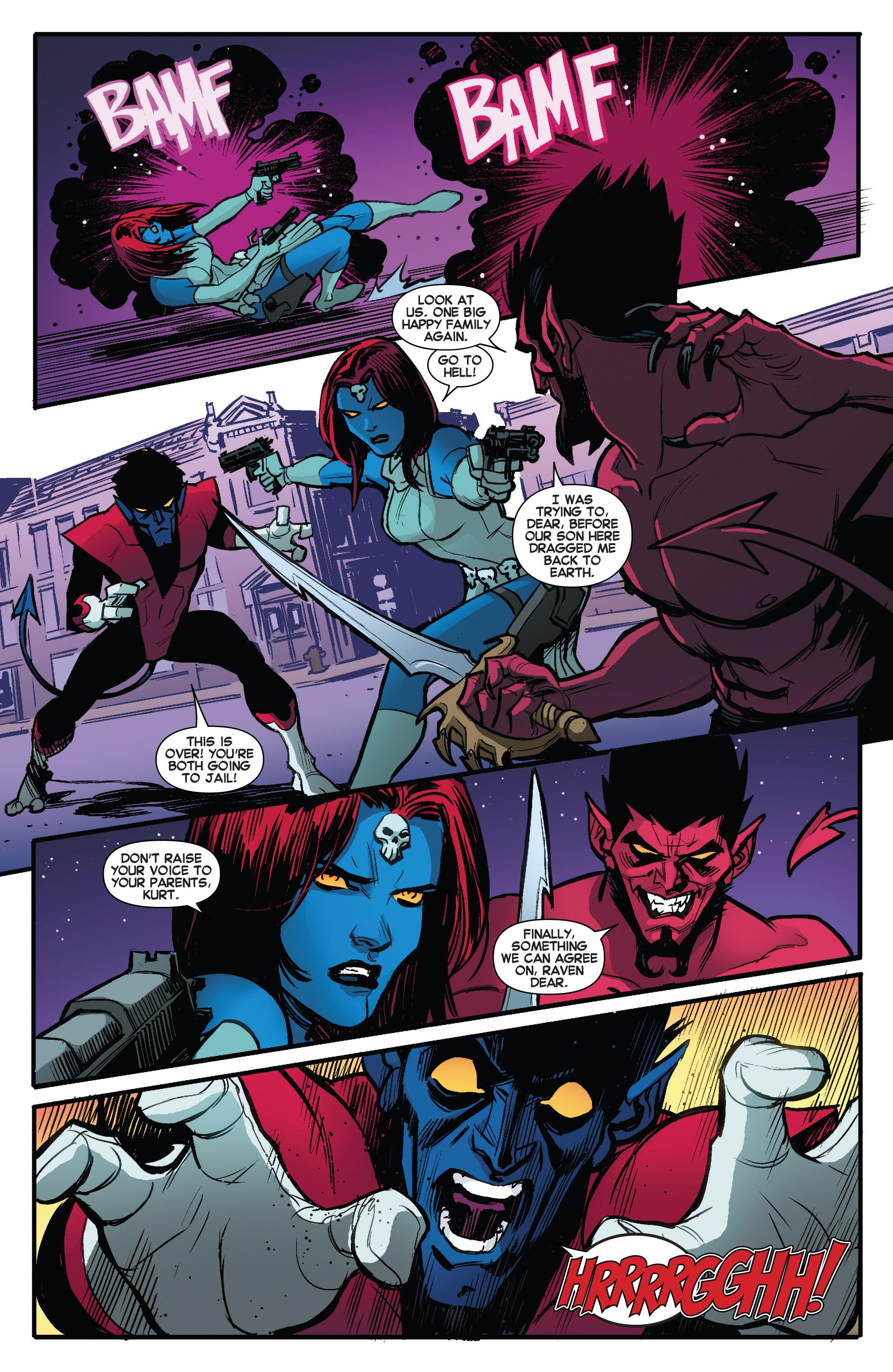 Read online Amazing X-Men (2014) comic -  Issue #6 - 18